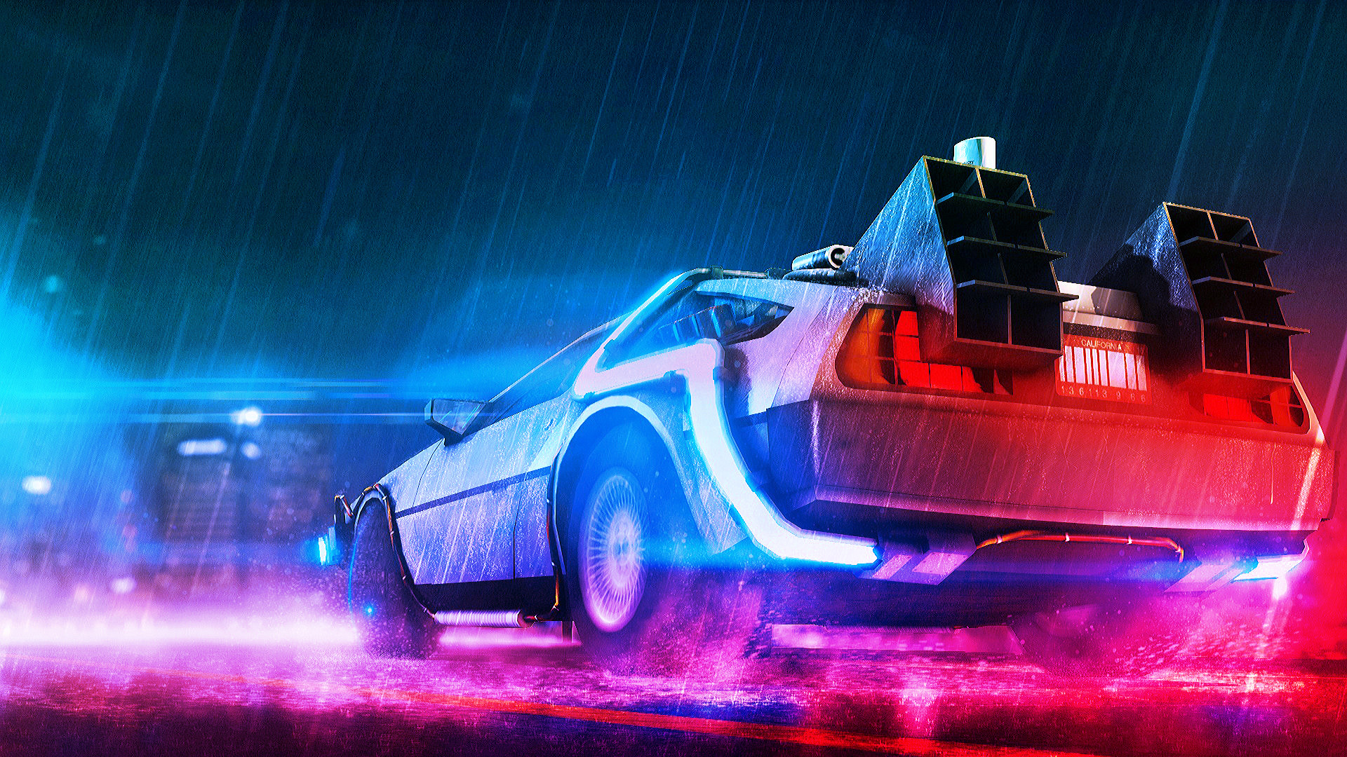 Res: 1920x1080, Tags :Back, Future ...