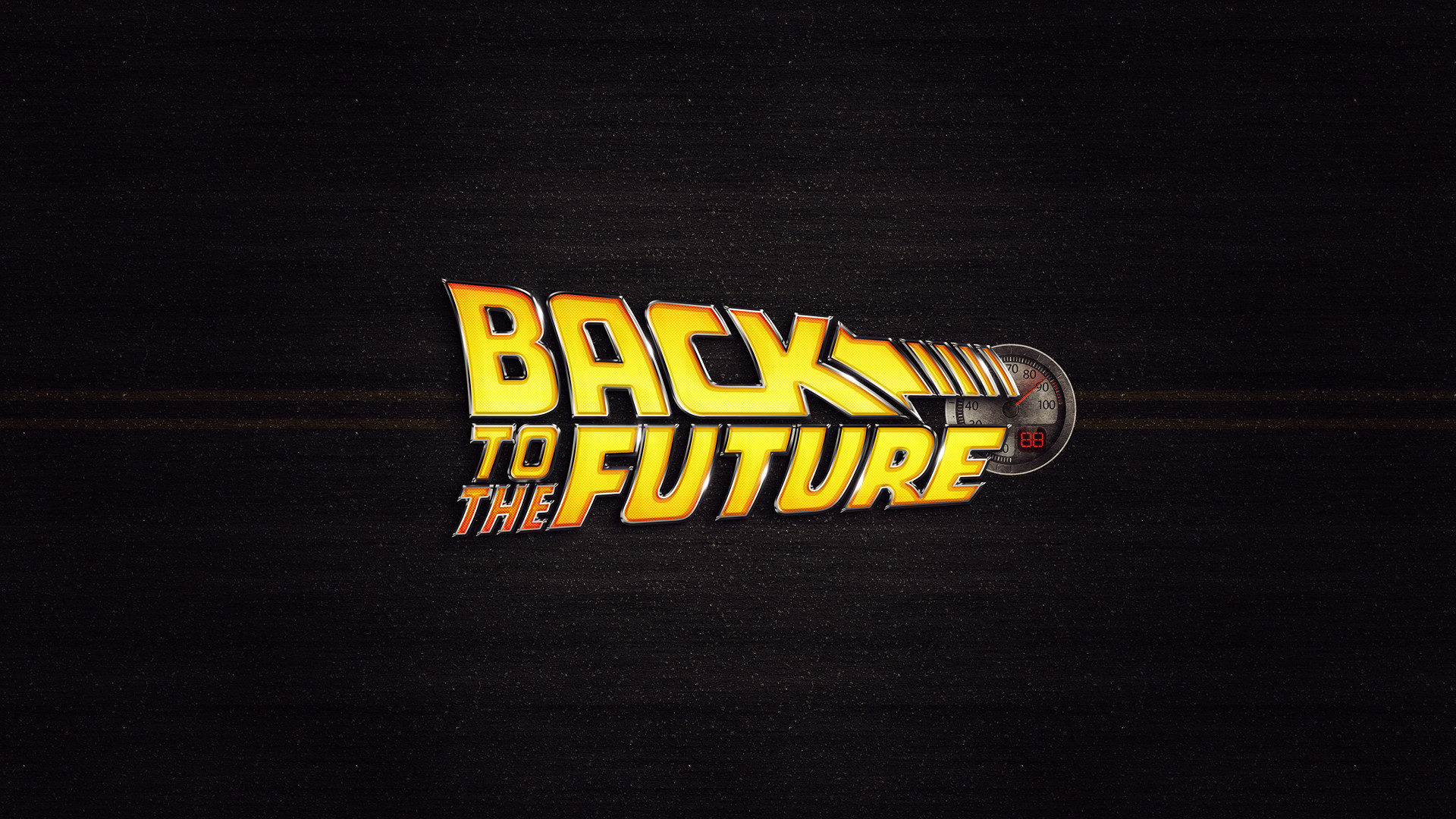 Res: 1920x1080, Back To The Future Movie Logo Desktop Wallpaper Uploaded by DesktopWalls