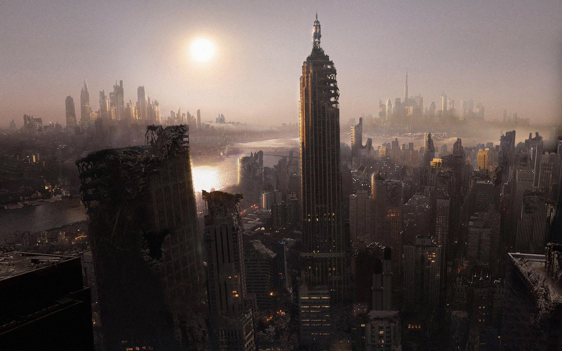 Res: 1920x1200, Project Red Revenge of the Future images Futuristic New York City .