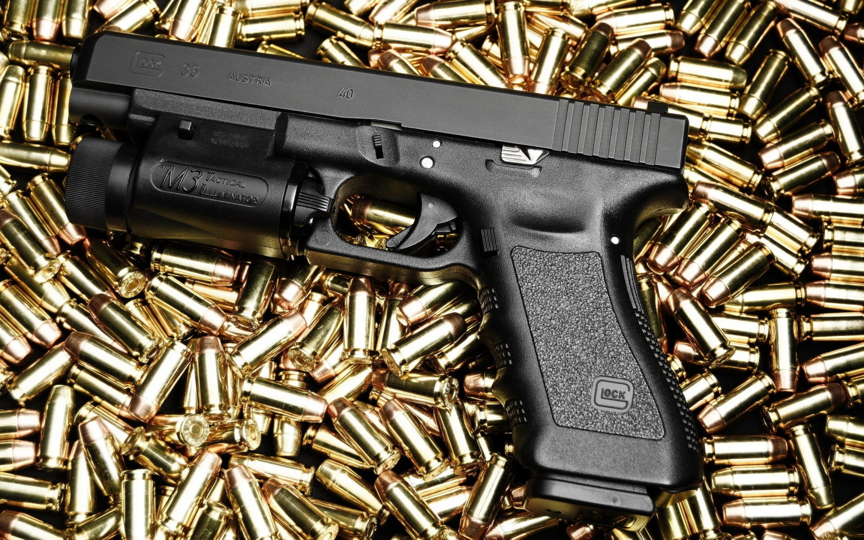 Res: 2880x1800, Glock Pistol Wallpapers 2 - 2880 X 1800