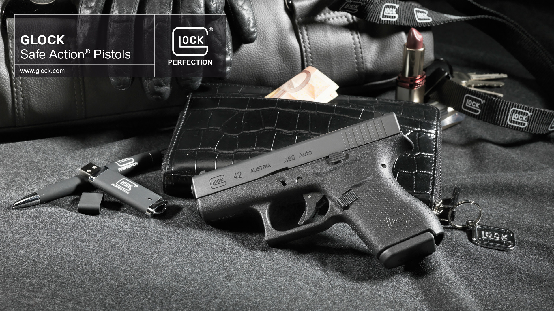 Res: 1920x1080, 9. glock-wallpaper9-600x338
