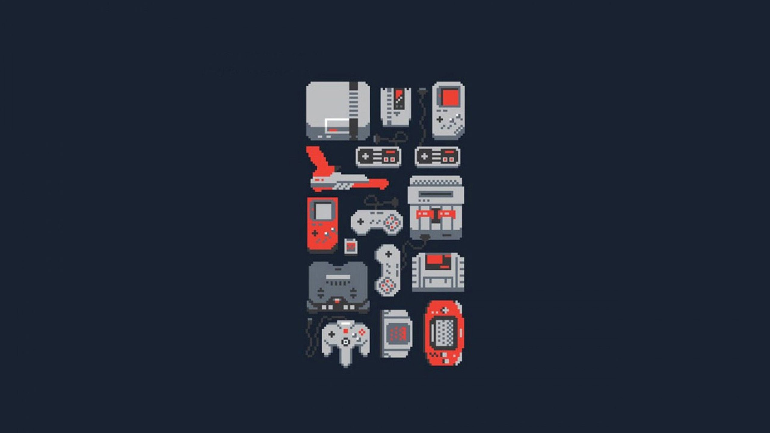 Res: 2560x1440, Gamer Wallpaper Collection For Free Download