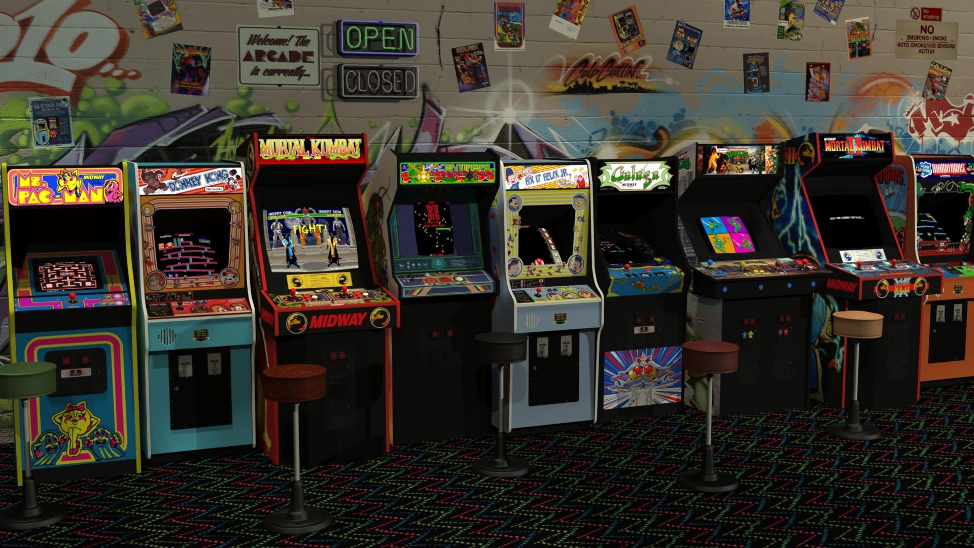 Res: 1920x1080, MemoRift Brings Your Retro Arcade ...