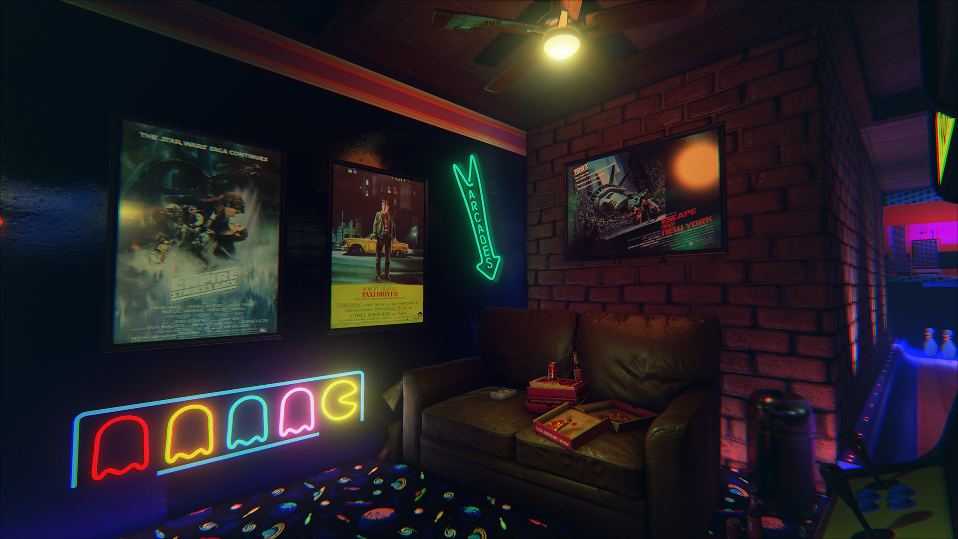 Res: 1920x1080, New Retro Arcade   STVRE   Oculus Rift DK2 Games List   Top VR Demos for  Oculus Rift, Virtual Reality Games and VR Apps Store
