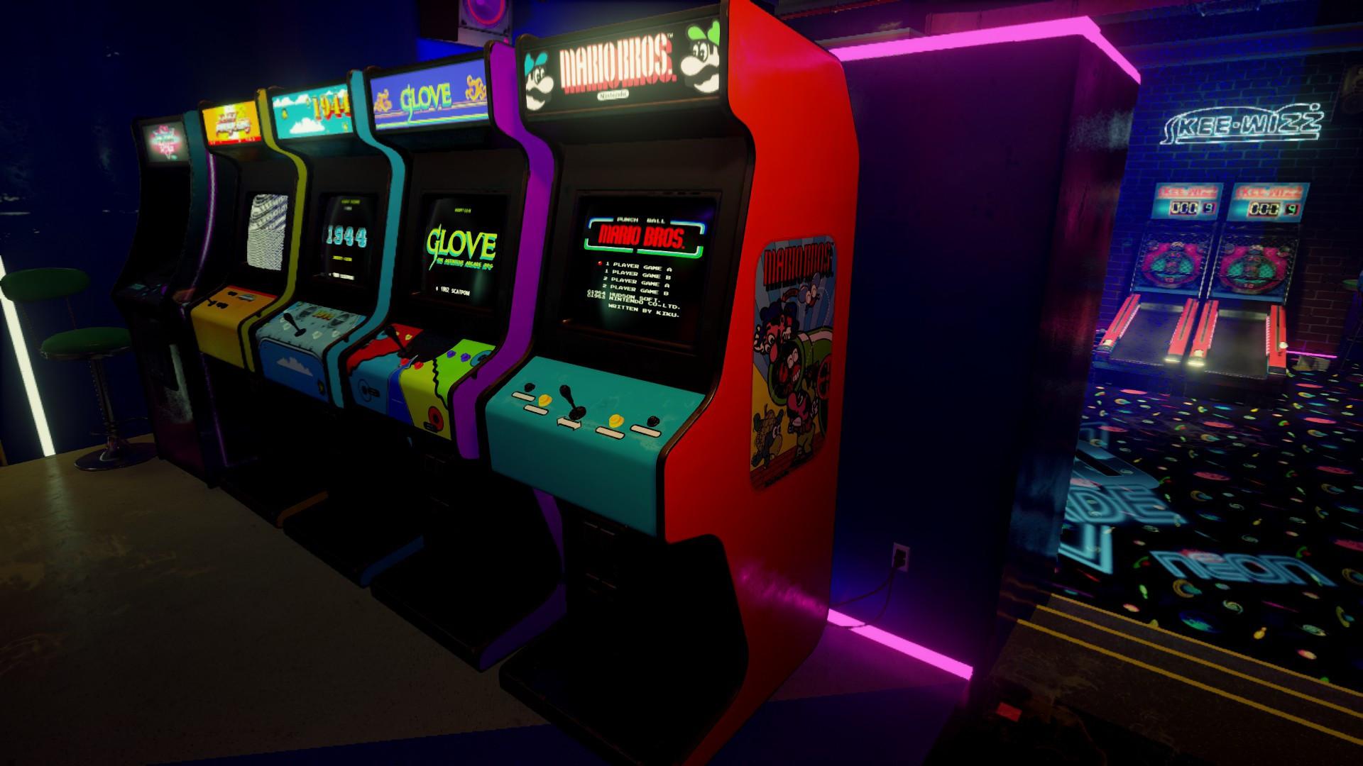 Res: 1920x1080, Arcade Cabinet ...
