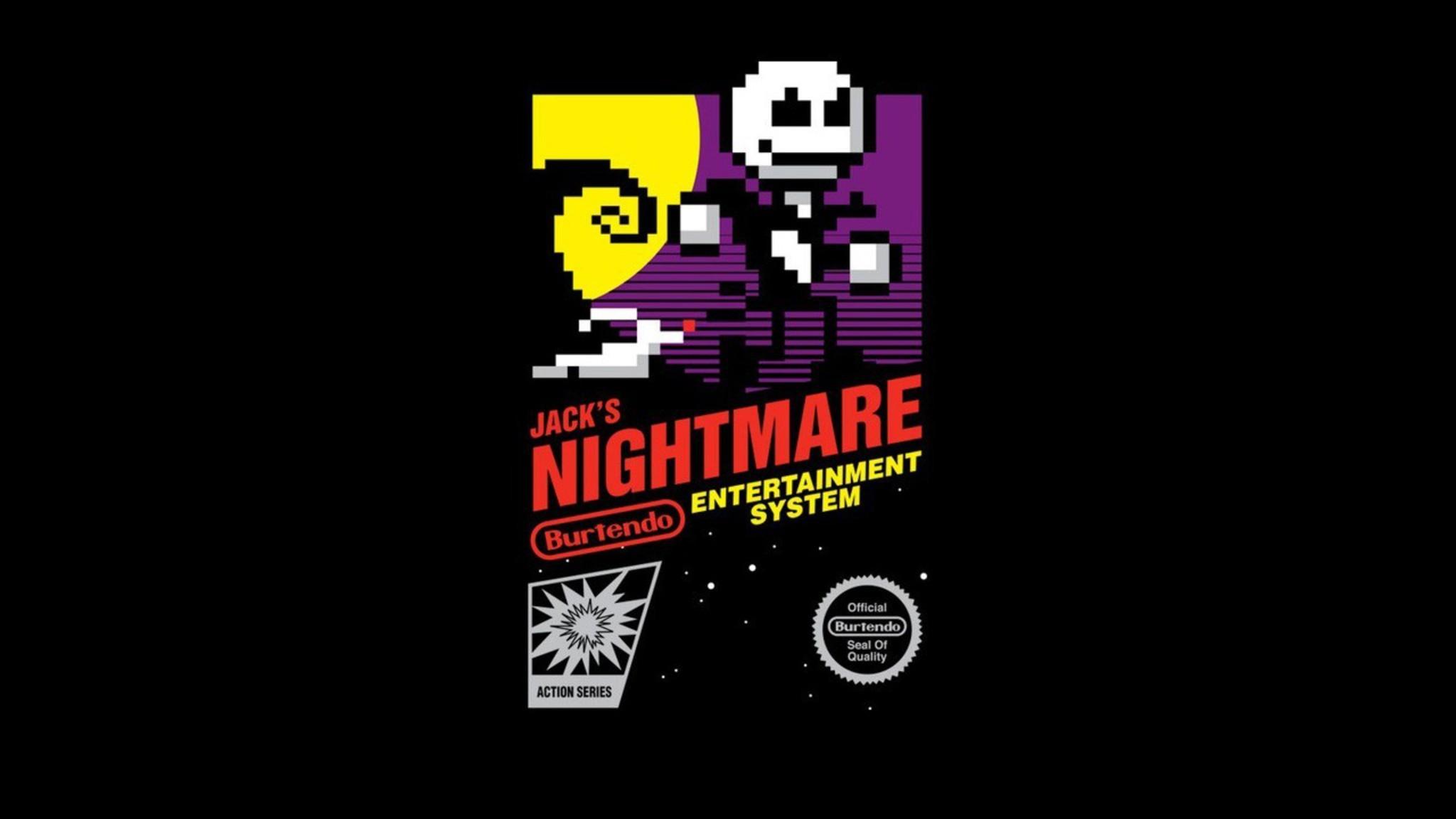 Res: 2048x1152, Retro Game Wallpaper