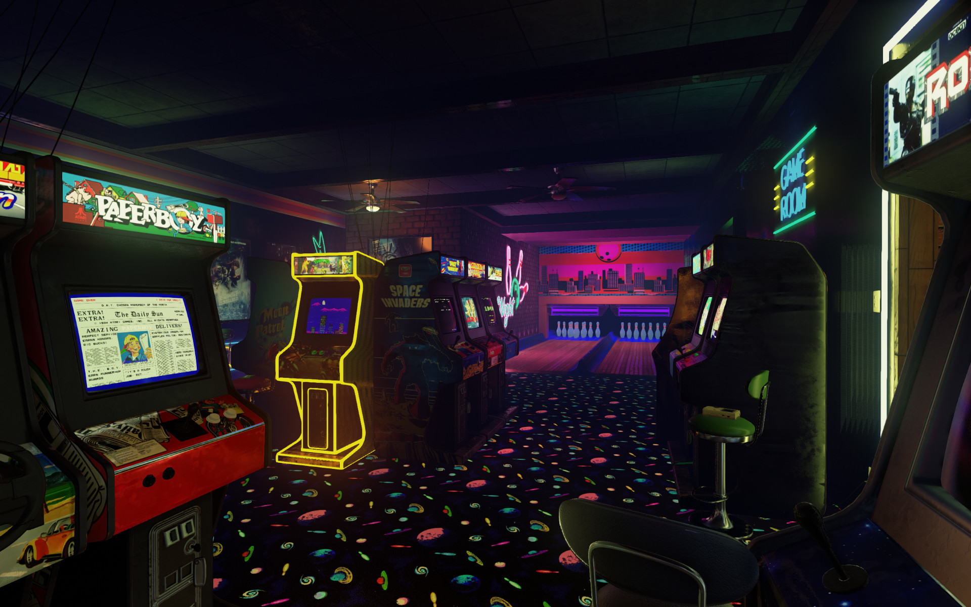 Res: 1920x1200, NewRetroArcade Reveals Vive and Multiplayer Support Coming Soon - VRScout