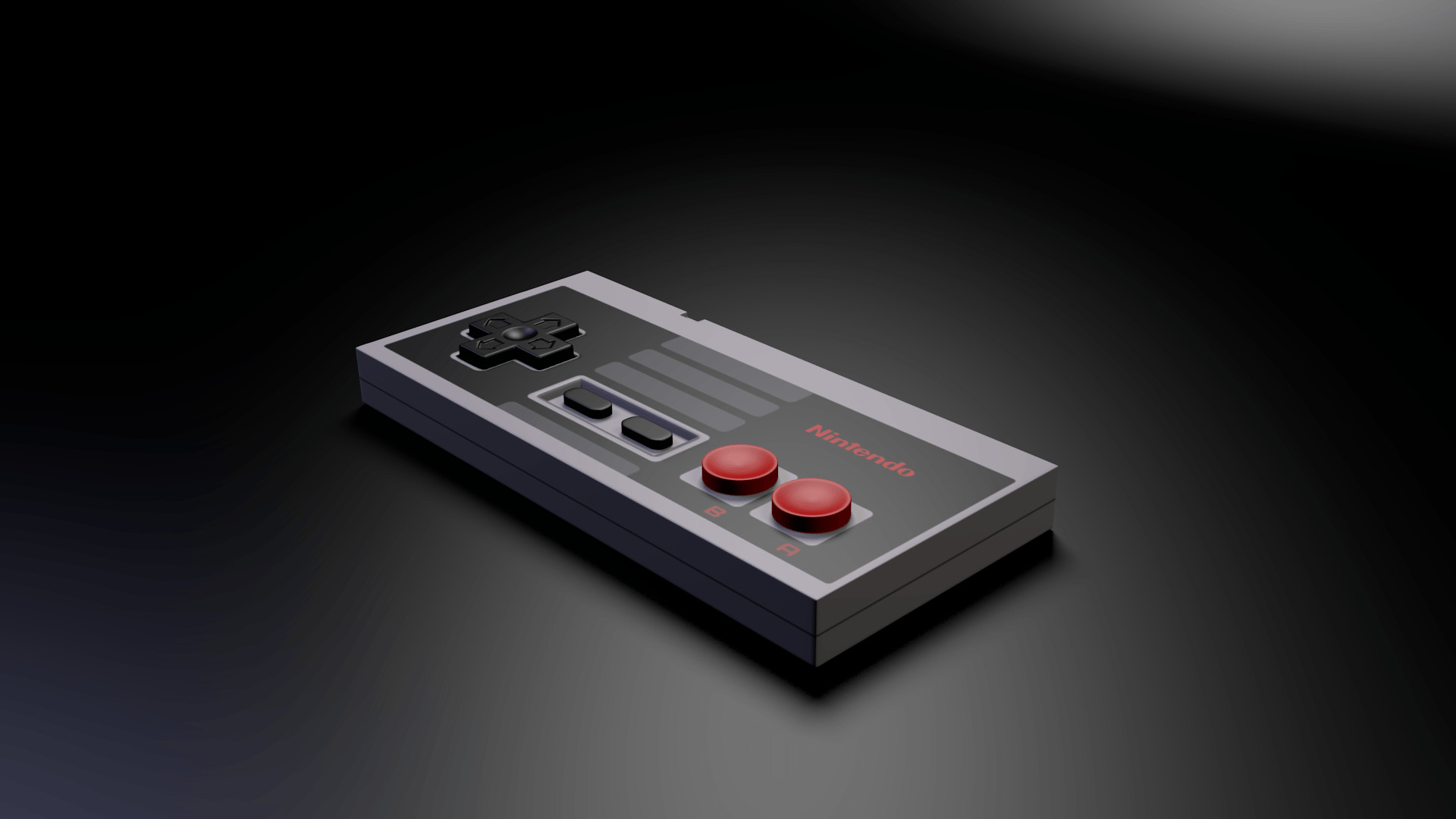 Res: 1920x1080, Nintendo Nes Game Console Console Controllers 1440x900 Wallpaper