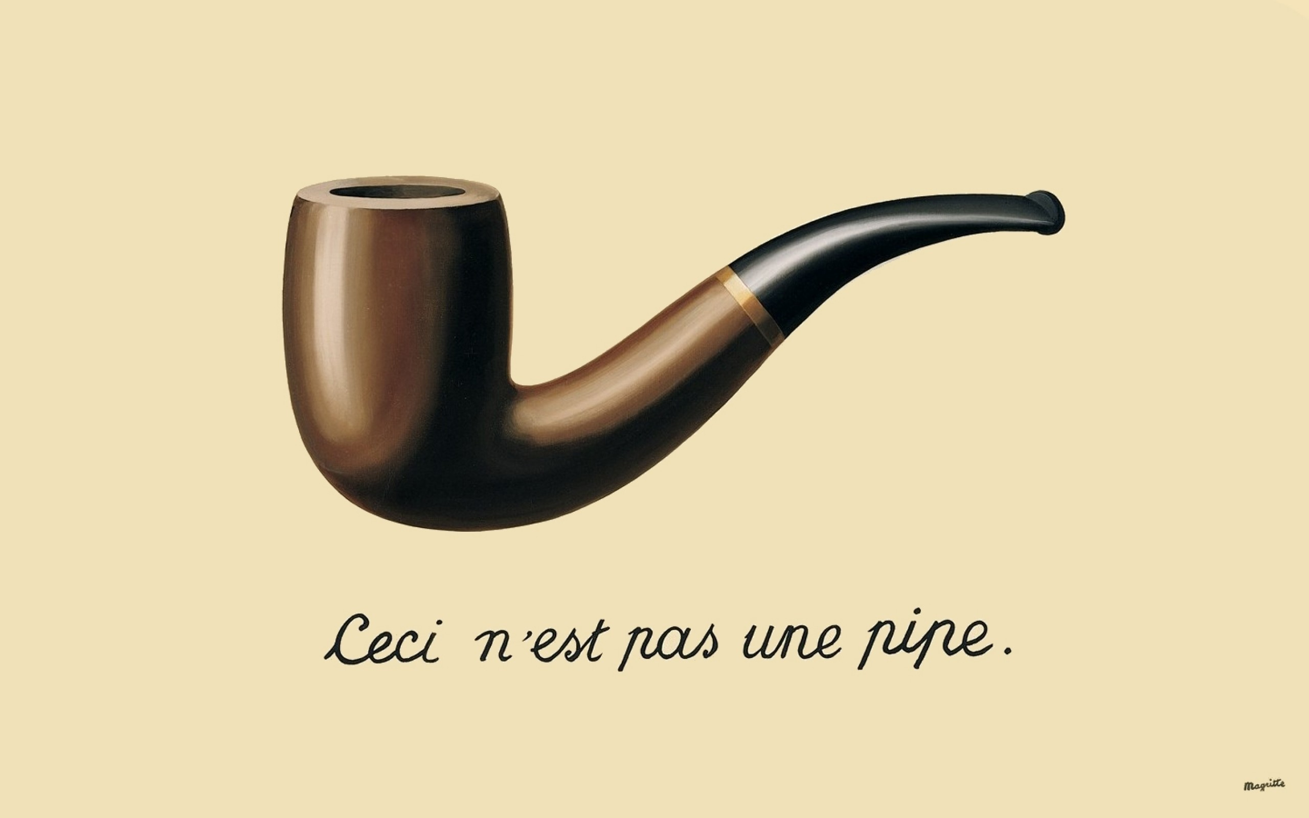 Res: 2560x1600, Art & Creative Wallpapers. Download the following Rene Magritte ...