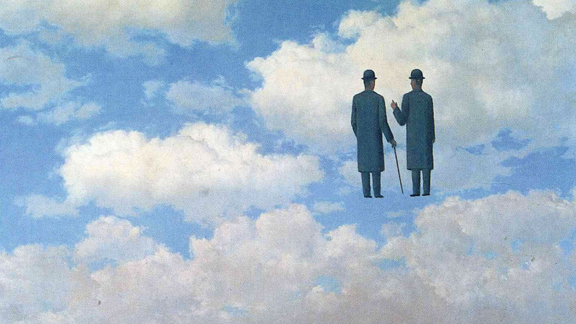 Res: 1920x1080, Art & Creative Wallpapers. Download the following Rene Magritte ...