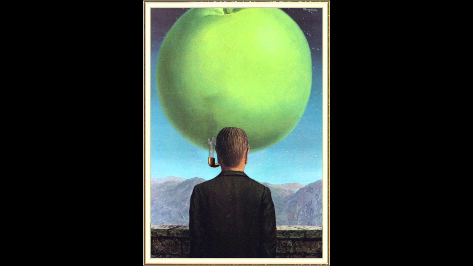 Res: 1920x1080, RENE MAGRITTE - THE POSTCARD