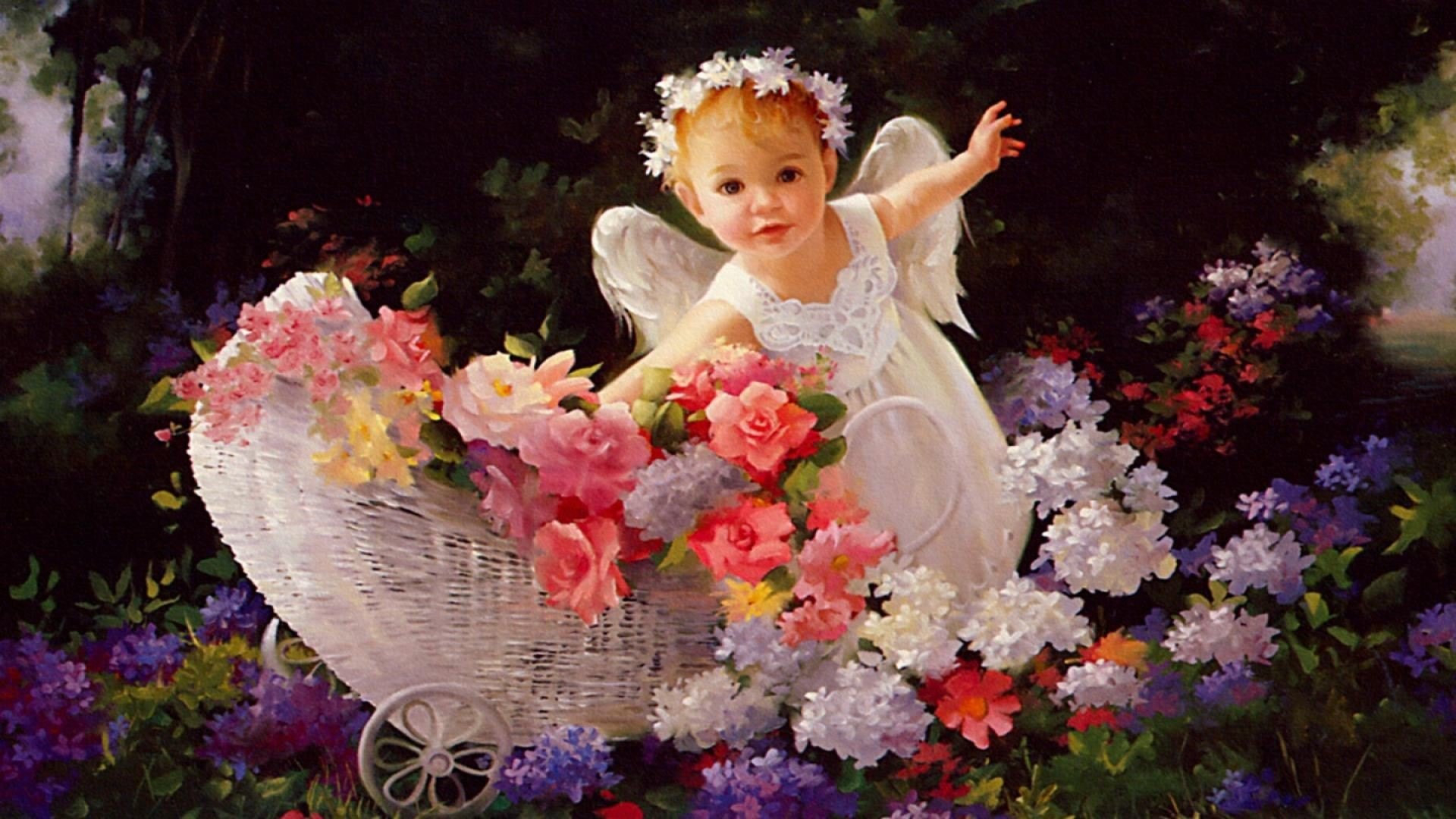 Res: 1920x1080, baby angels in heaven poems - Google Search