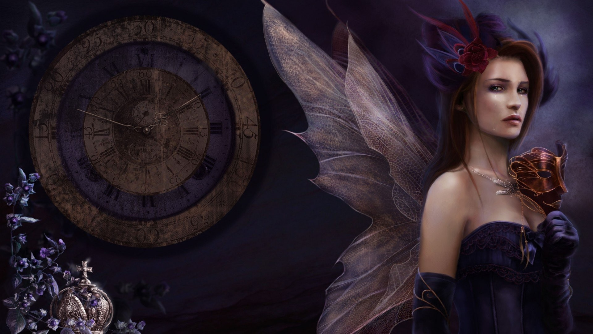 Res: 1920x1080, Download  Fairy Gothic HD Wallpapers for Free | NM.