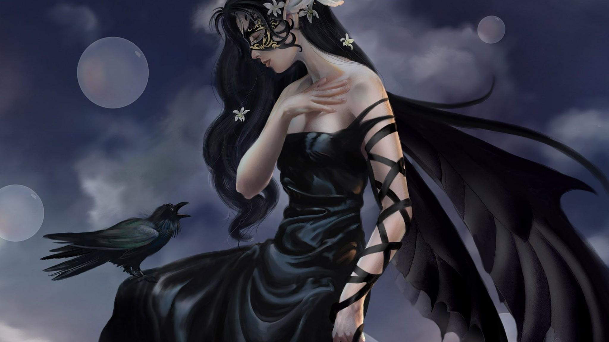 Res: 2048x1152, Gothic Fairy Image Desktop #h228820133, 0.25 Mb
