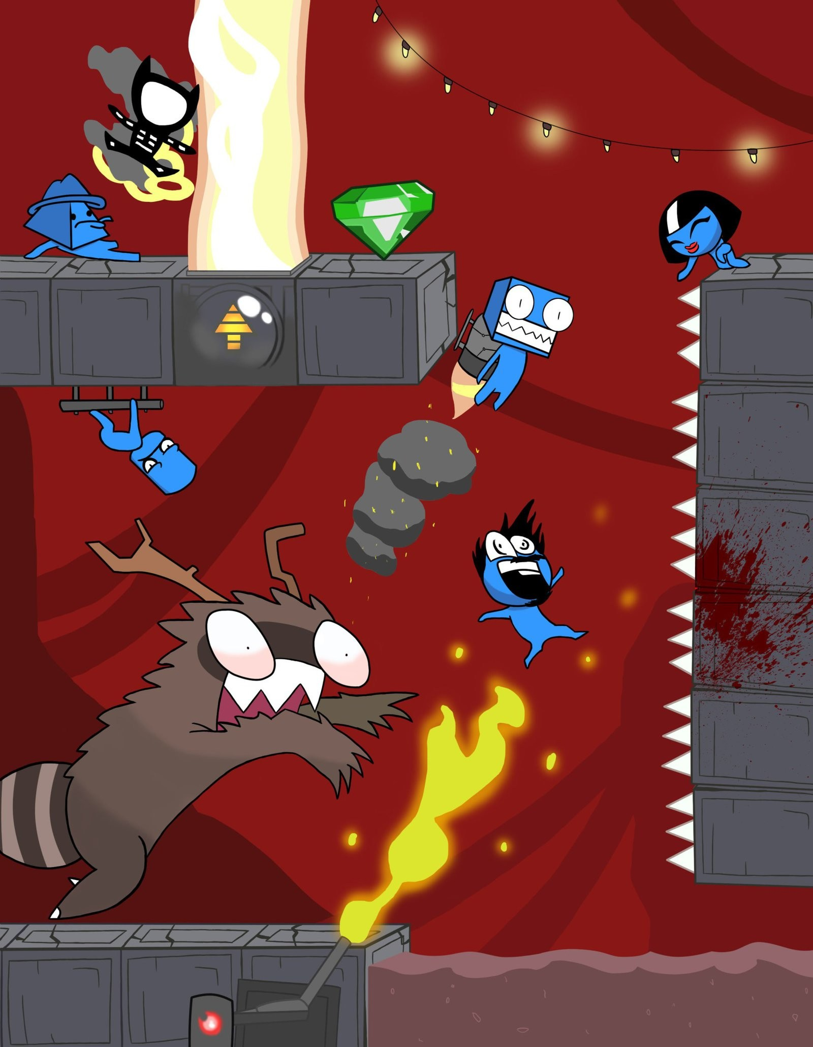 Res: 1600x2060, ... YourTicket2Crazy My Trip to Battleblock Theater by YourTicket2Crazy