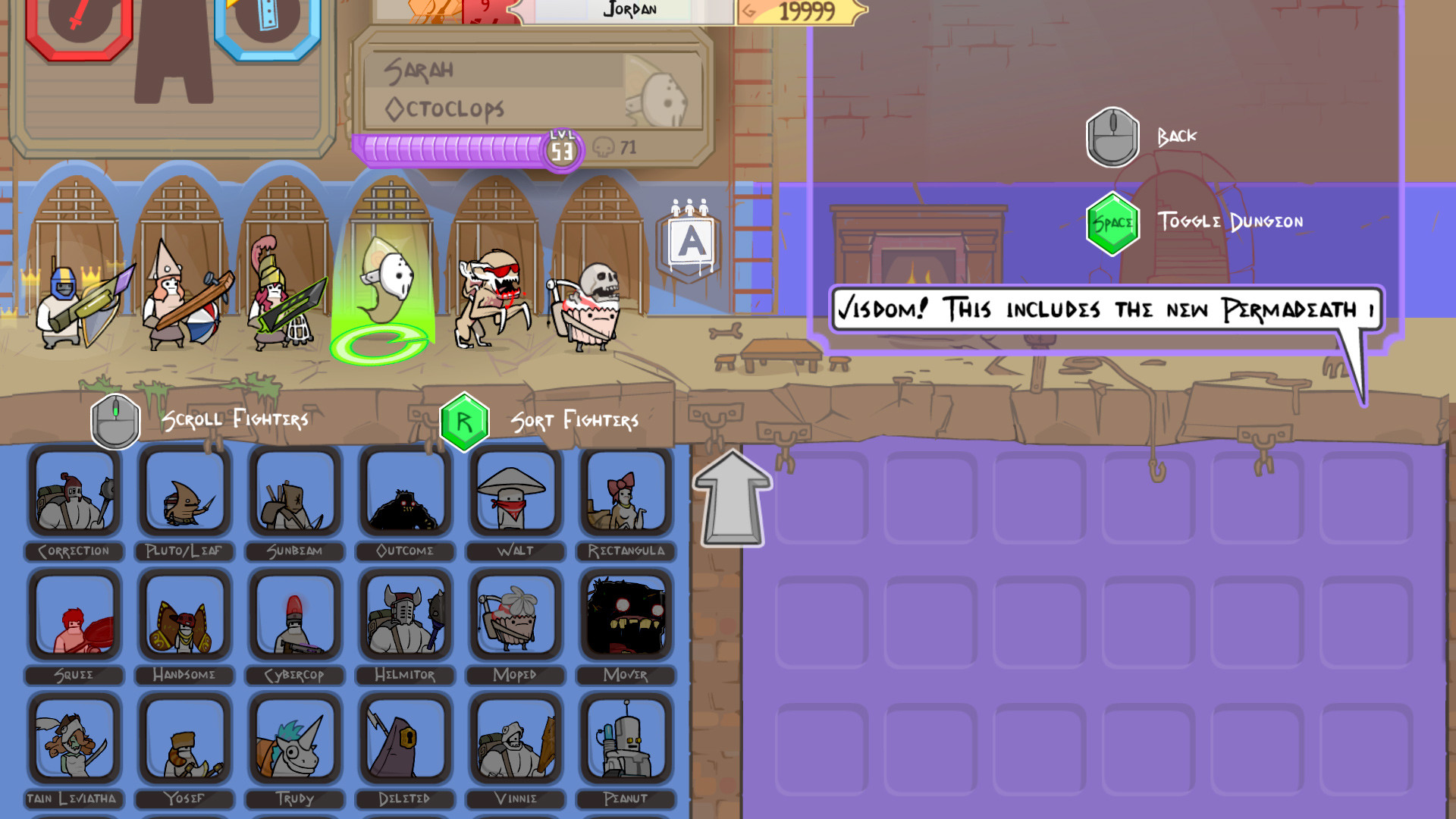 Res: 1920x1080, It's also worth commending Pit People's co-op support. The game is playable  with a friend online or offline; take your pick. Co-op wasn't a tacked-on  ...