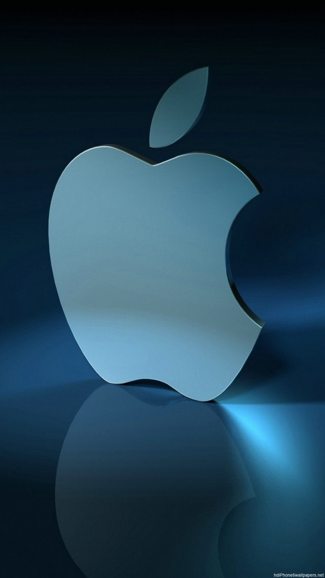 Res: 1080x1920, Black Glossy Apple Logo iPhone Wallpaper HD - iPhone 5 Wallpapers