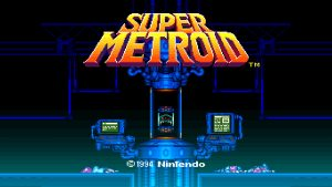 Super Metroid wallpapers