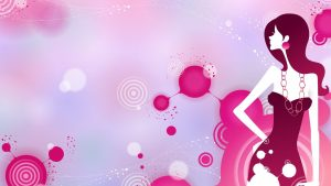3D Girly wallpapers