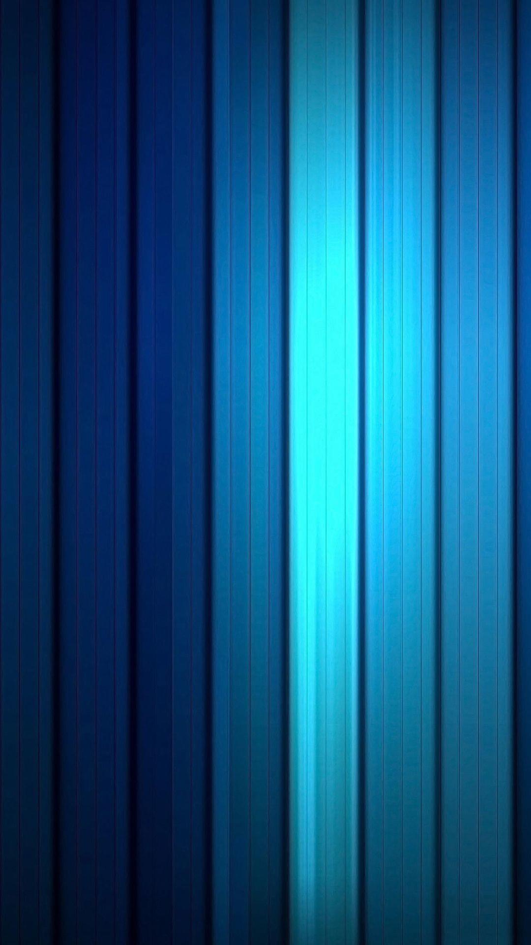 Res: 1080x1920, Blue Lines #iPhone #7 #wallpaper