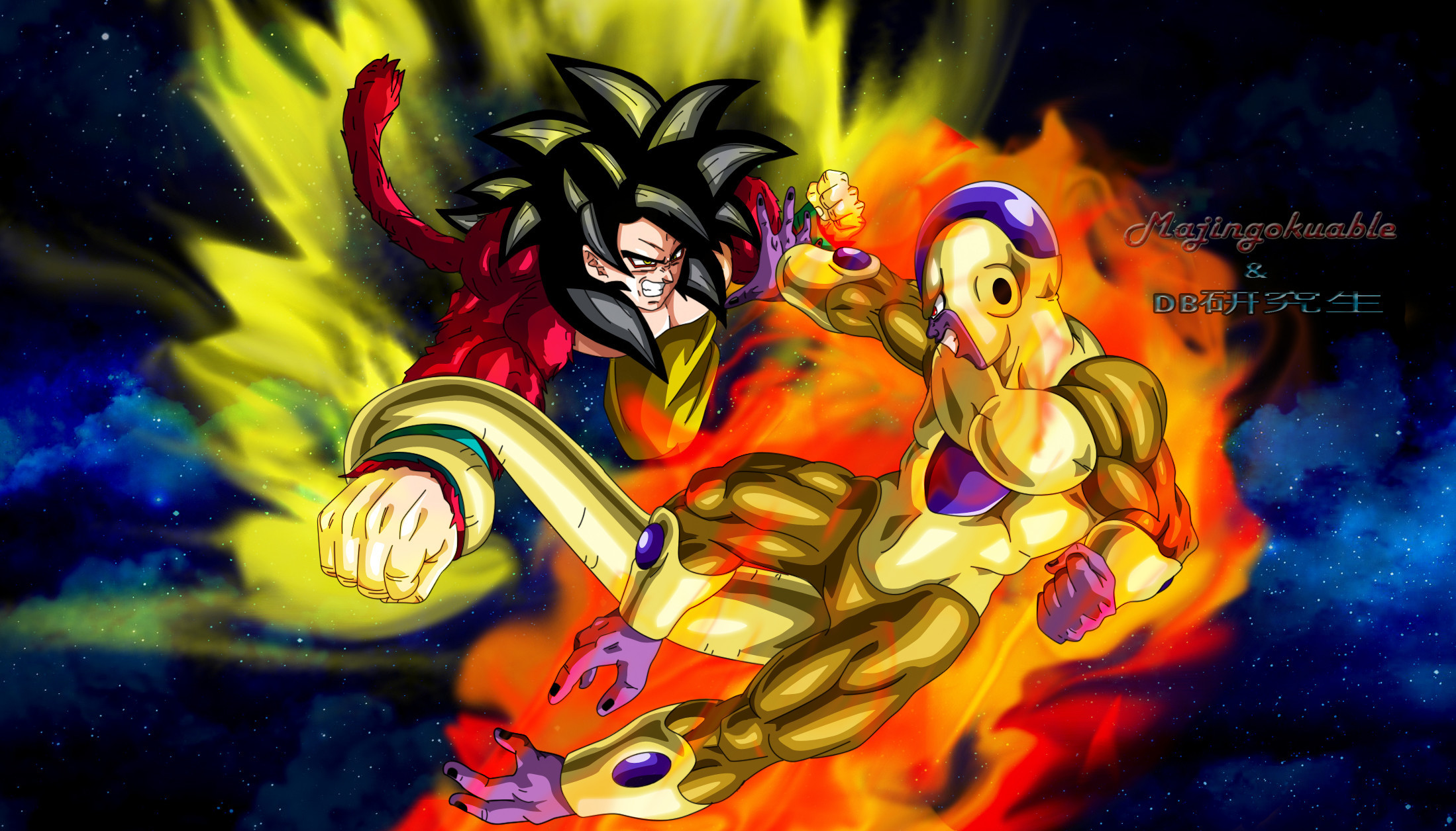 Res: 2198x1256, Golden Frieza by MolochTDL Source · Golden Frieza Wallpapers 65 Page 3 of 3  xshyfc com