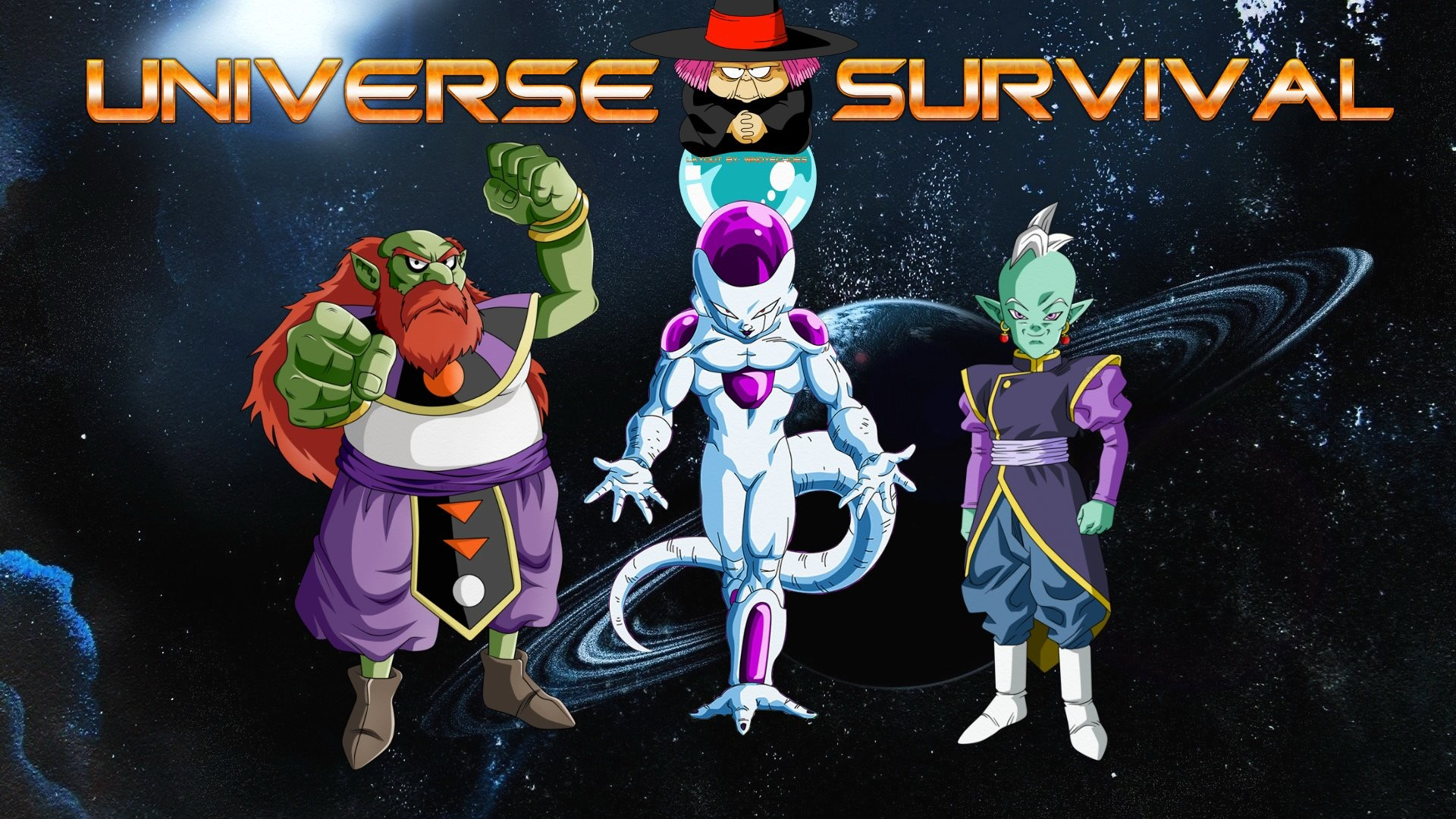 Res: 1920x1080, ... Frieza's Betrayal Tournament of Power Wallpaper by WindyEchoes