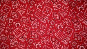 Red Bandana wallpapers