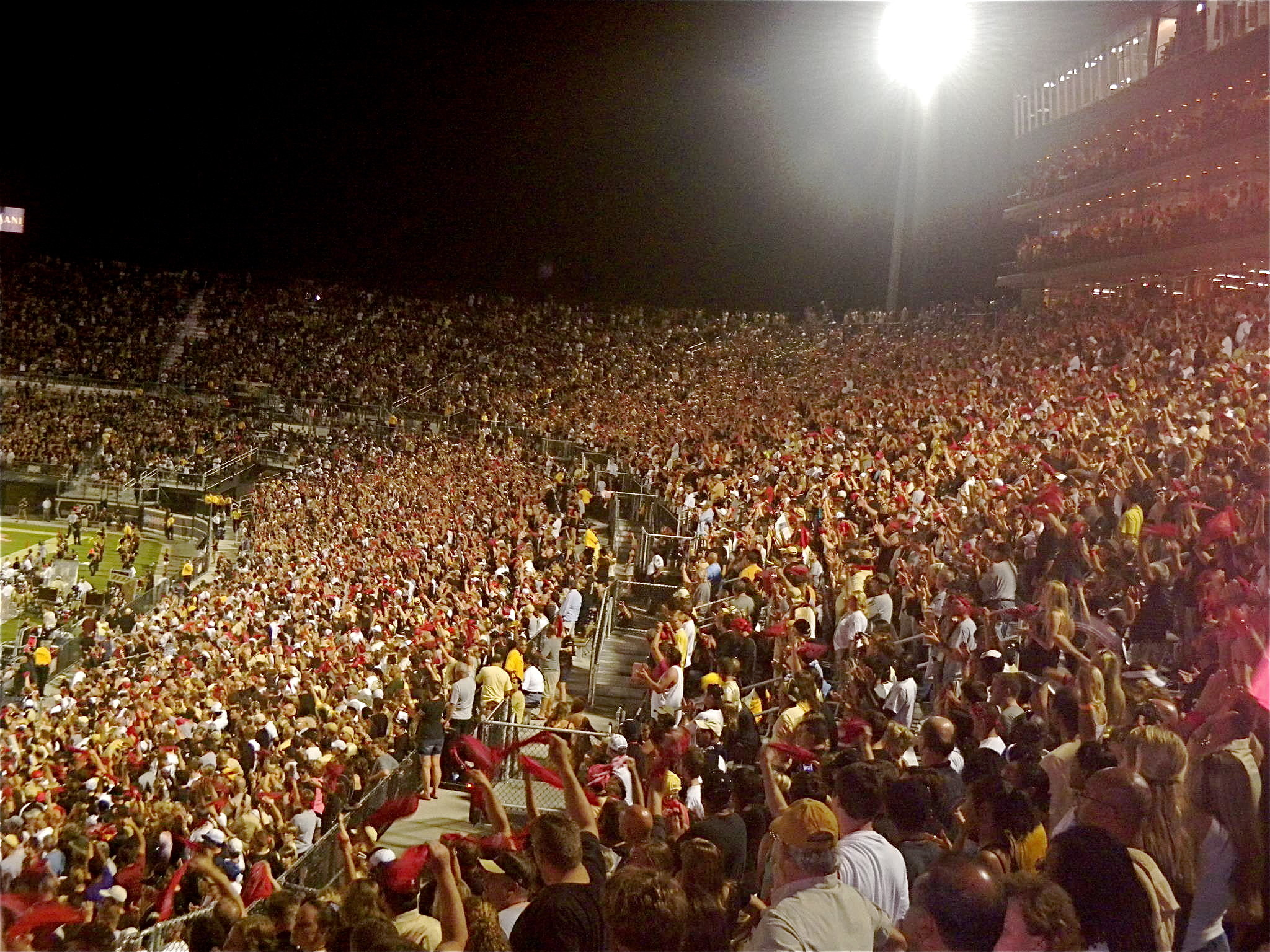 Res: 2048x1536, A Red Bandana brings perspective to College Football