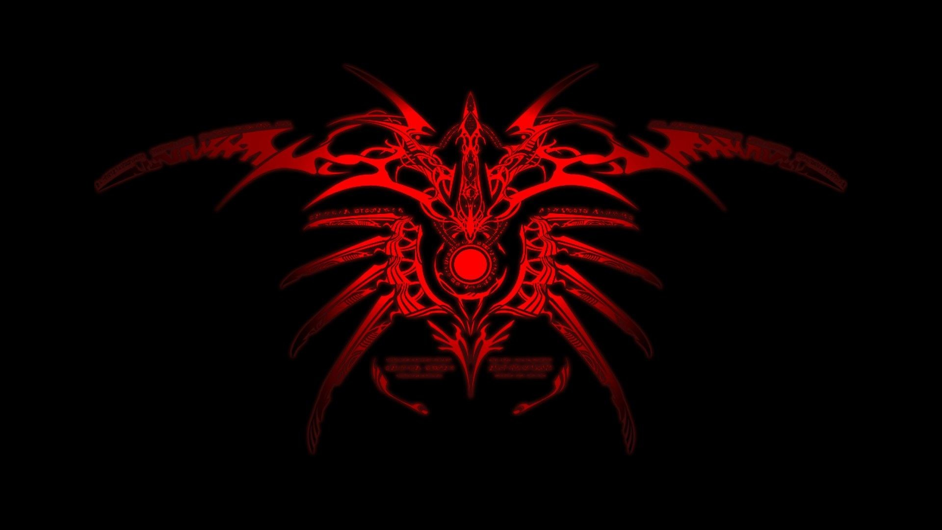 Res: 1920x1080, hd wallpapers red black tribal