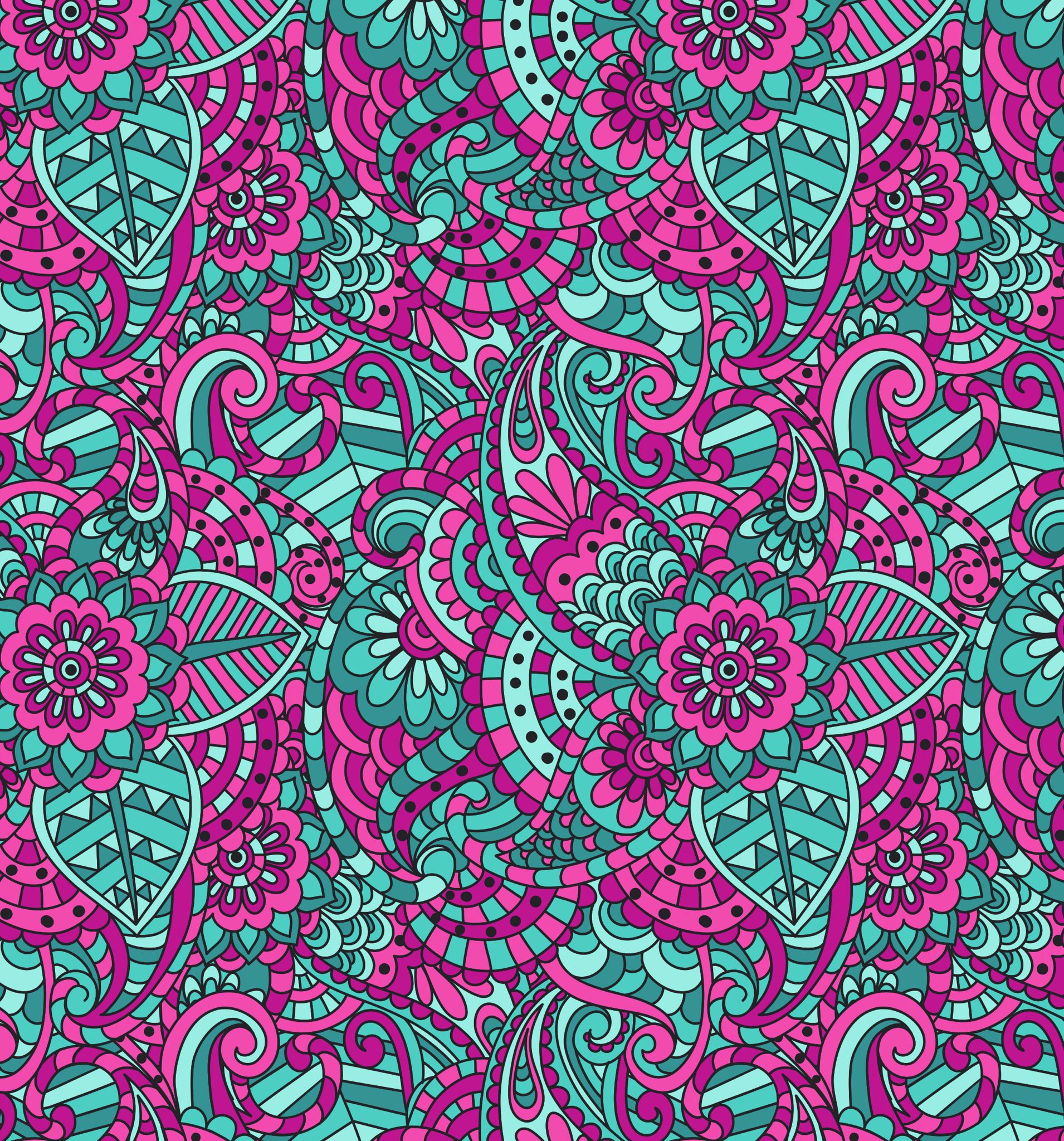 Res: 1910x2048, Paisley Wallpaper New Pin by Inspire someone today On Color Pinterest