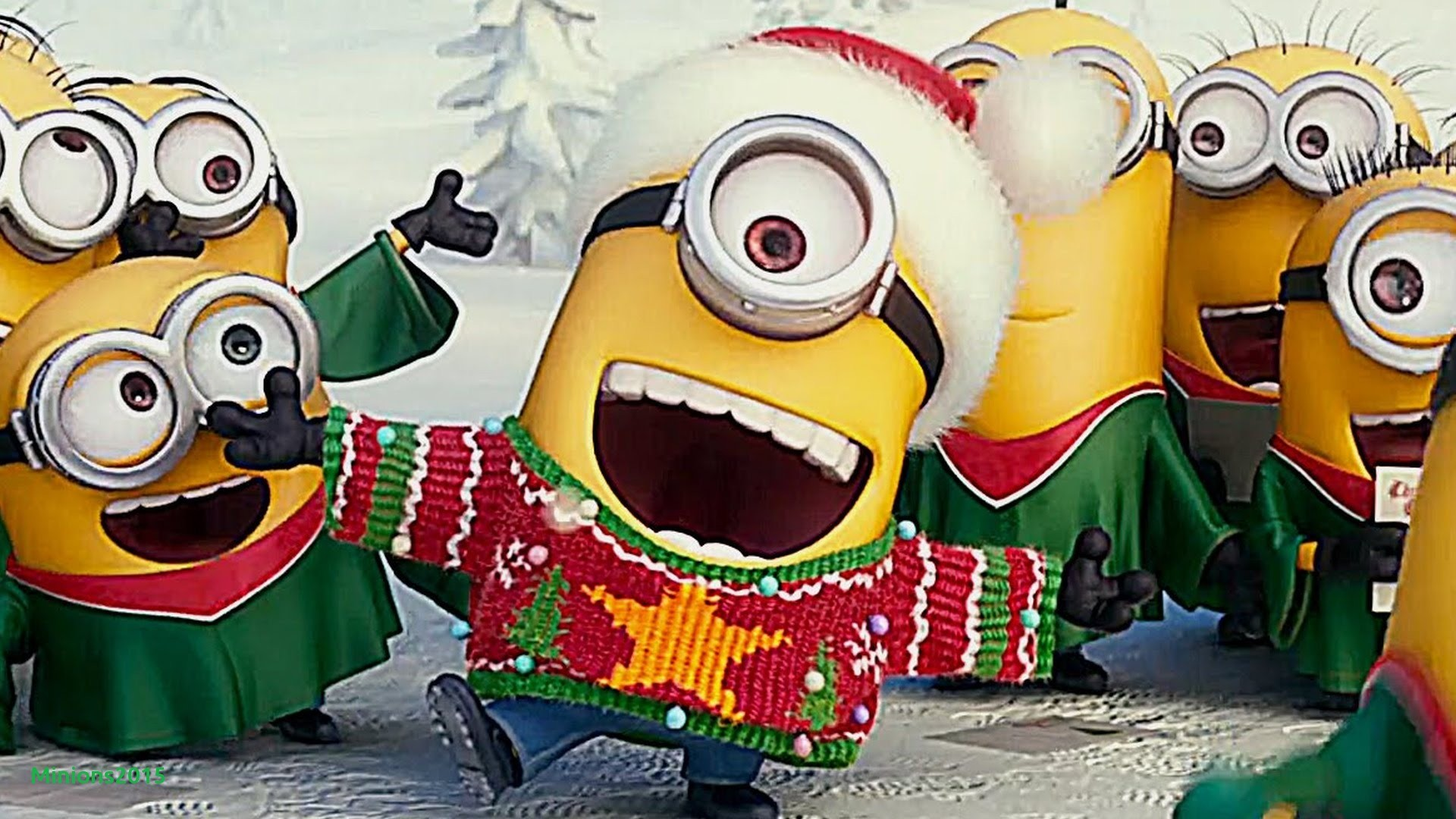 """Res: 1920x1080, Thanksgiving-minion Fresh at the End Of the Day … """"minions for Christmas"""""""