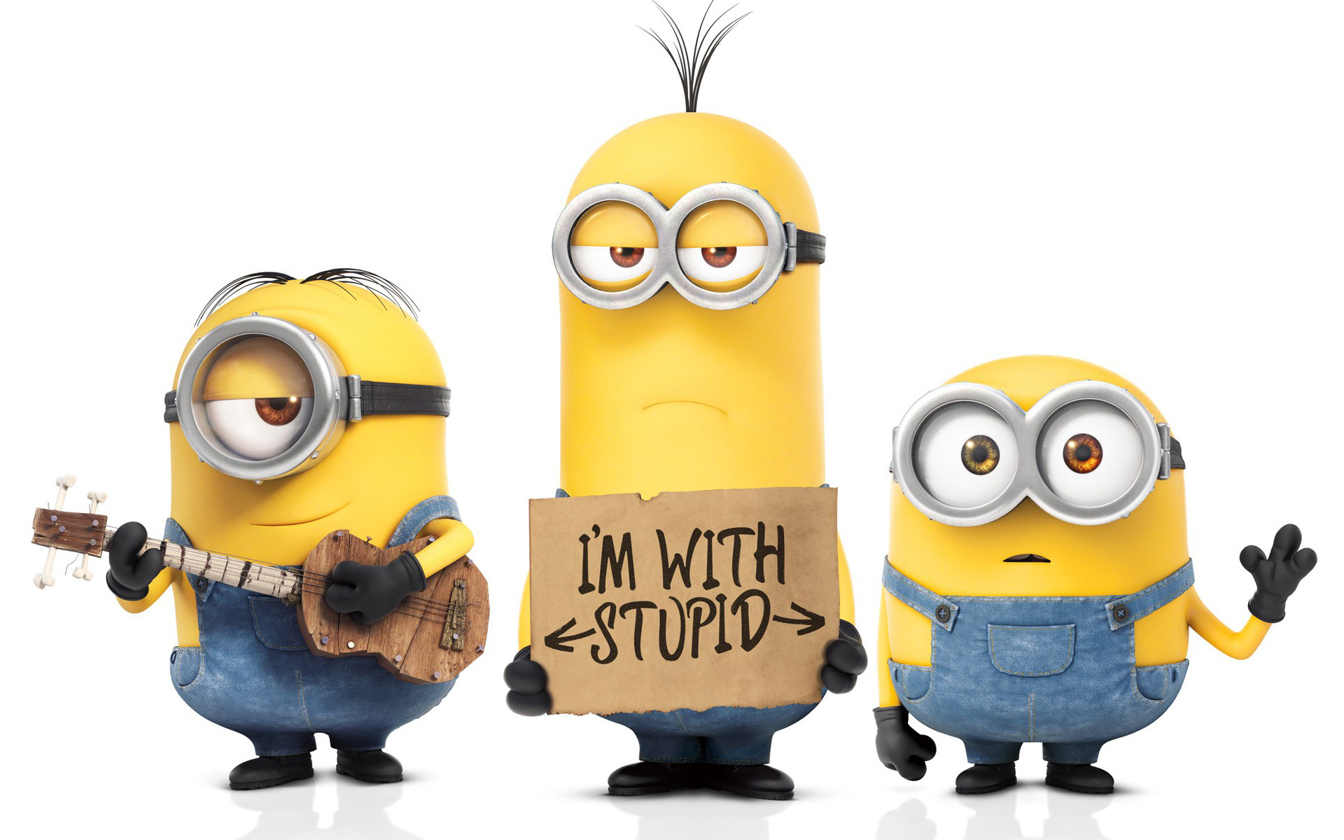 Res: 1920x1200, Cute Minion Wallpapers HD for Desktop (11)