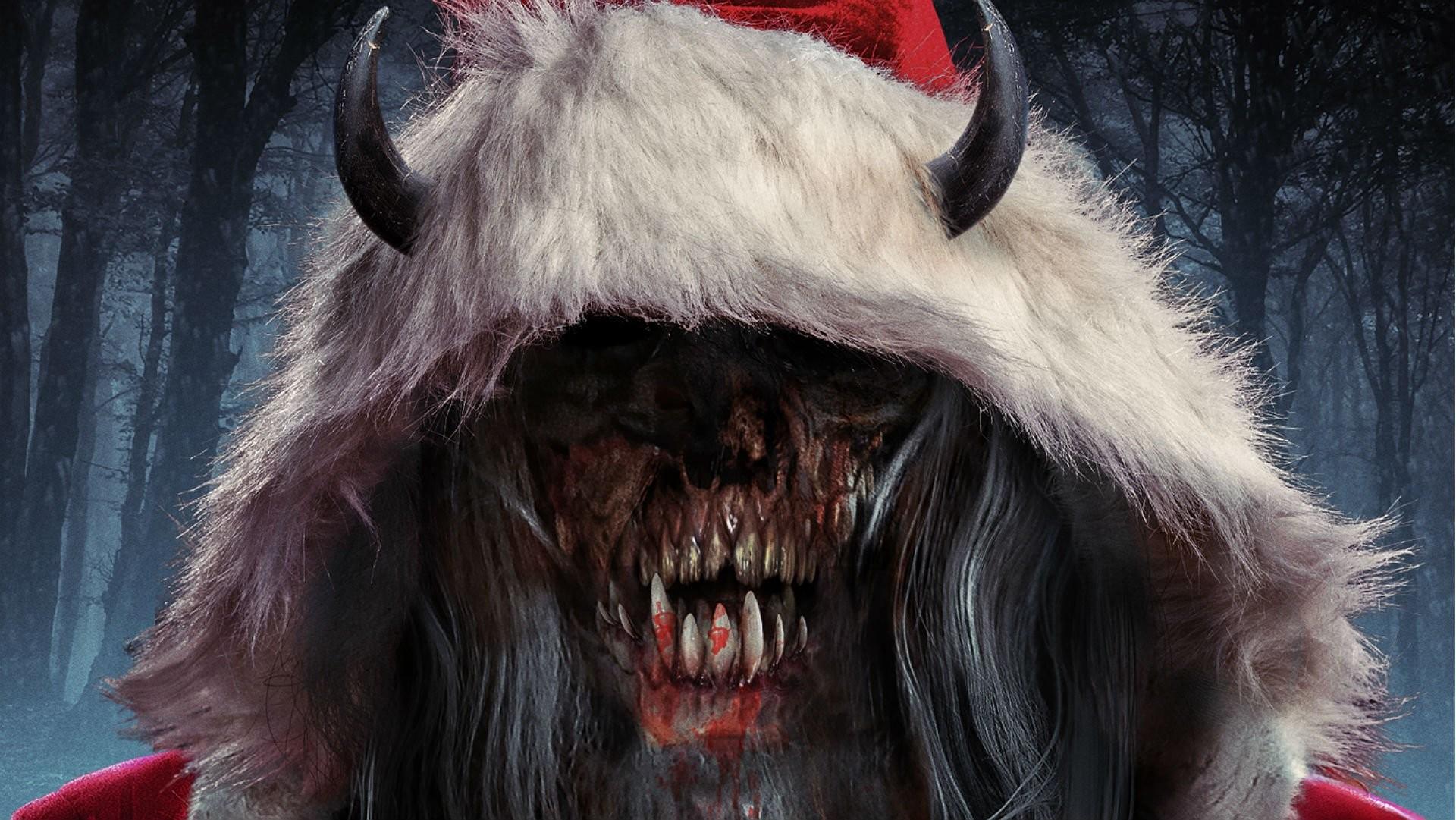 Res: 1920x1081, KRAMPUS monster demon evil horror dark occult christmas .