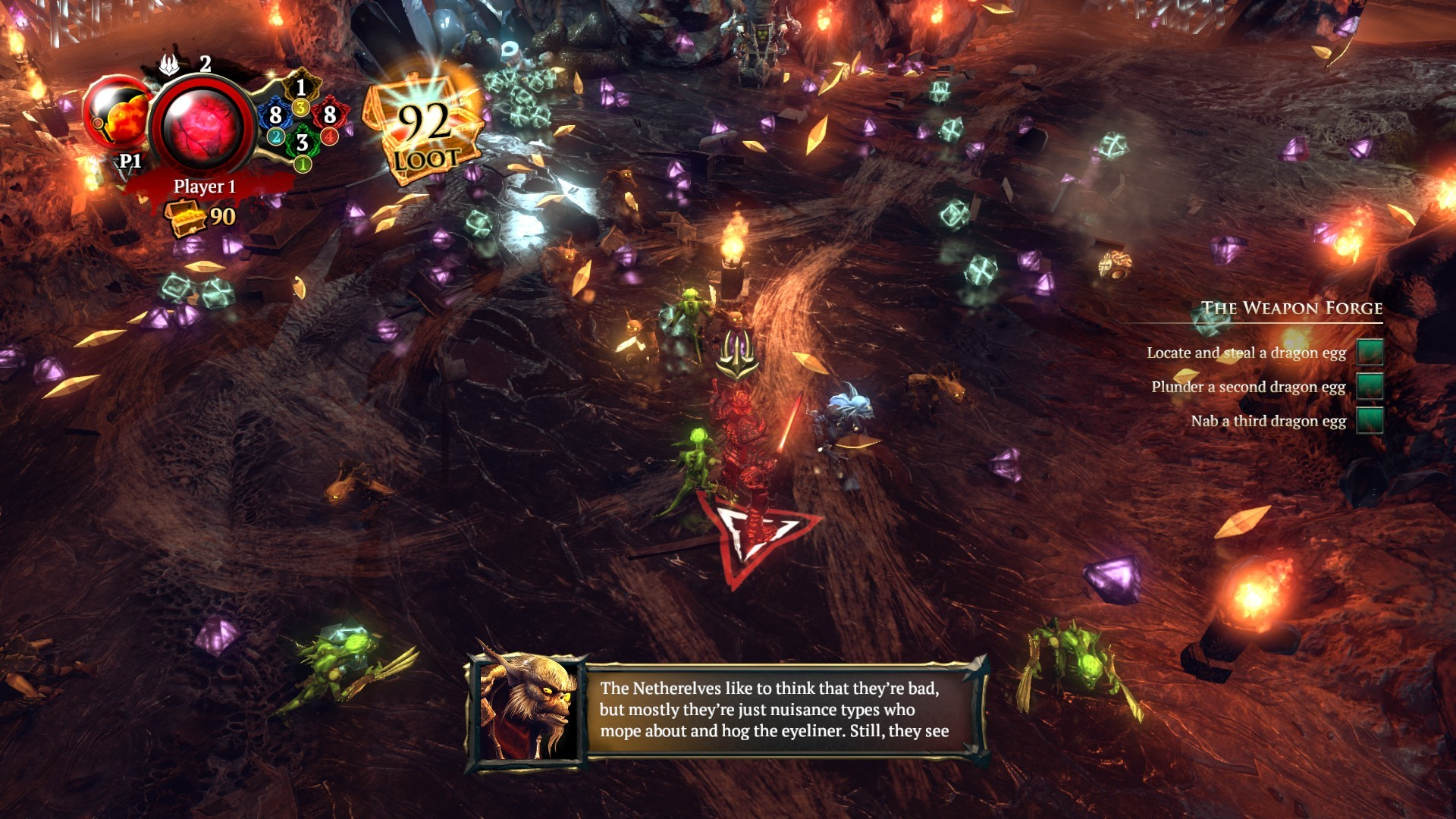 Res: 1920x1080, Overlord: Fellowship of Evil – Launch Trailer