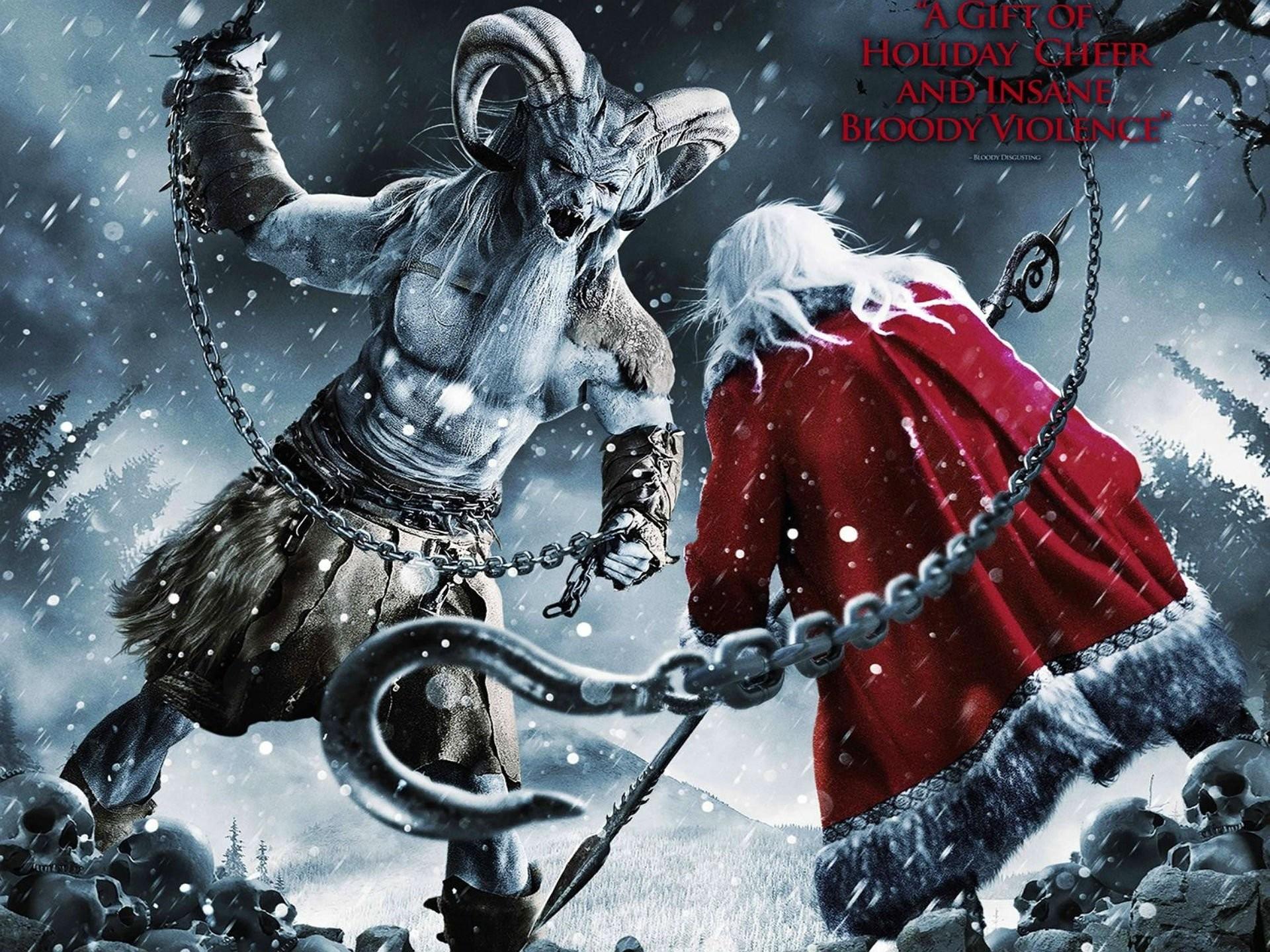 Res: 1920x1440, view, artwork, christmas, demon,free images, story,krampus, horror,  monster, evil, high resolution occult, dark, mobile, poster Wallpaper HD