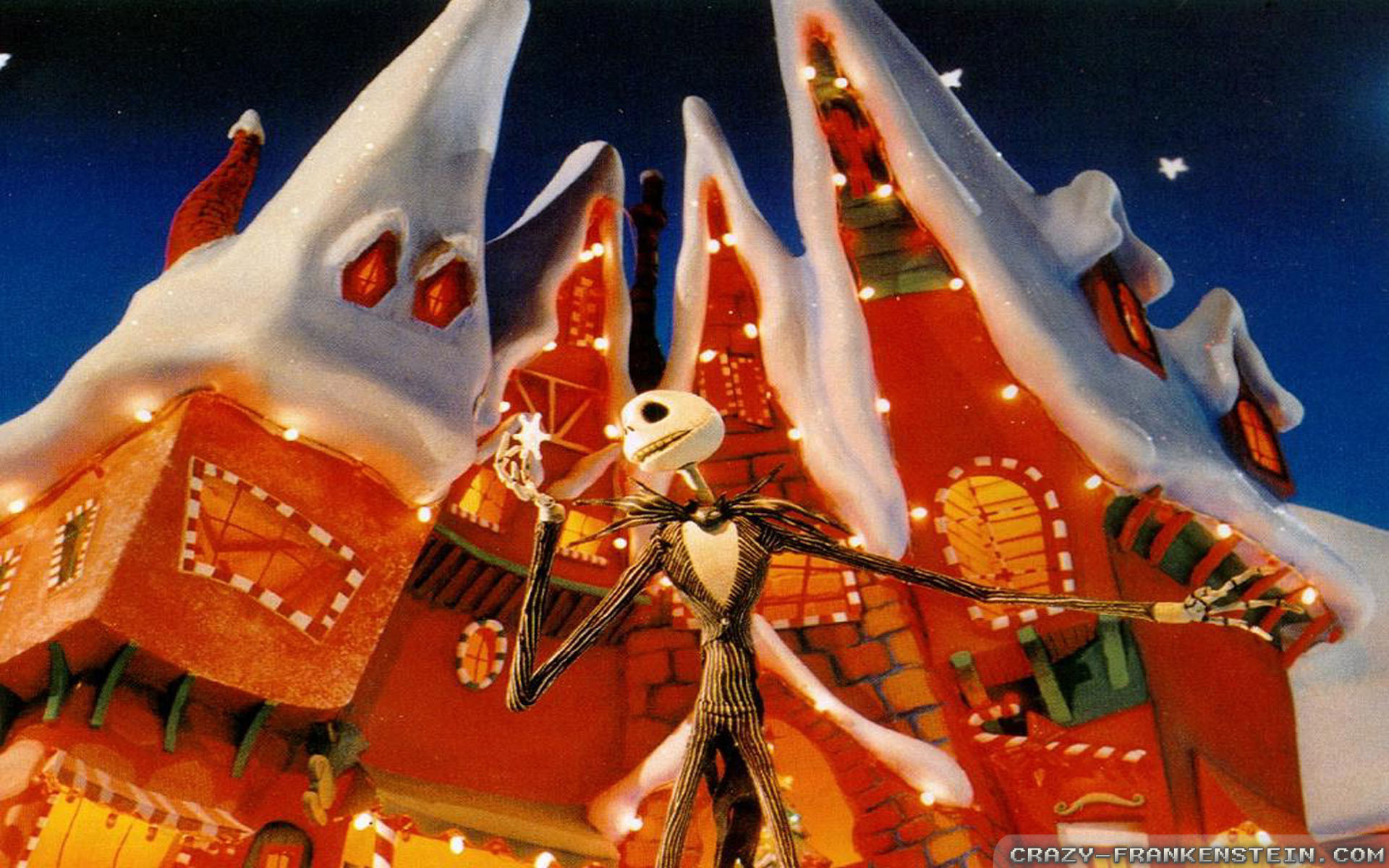 Res: 1920x1200, ... The Nightmare Before Christmas HD Background ...