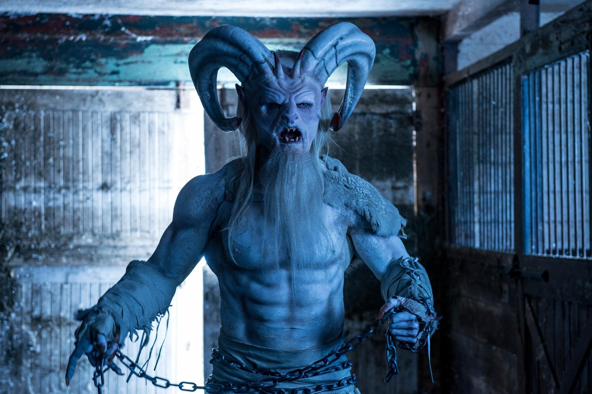 Res: 2048x1365, vector, occult, mobile, art, evil horror,tablet backgrounds, dark, story,  demon,krampus, hd vectors, monster, christmas Wallpaper HD