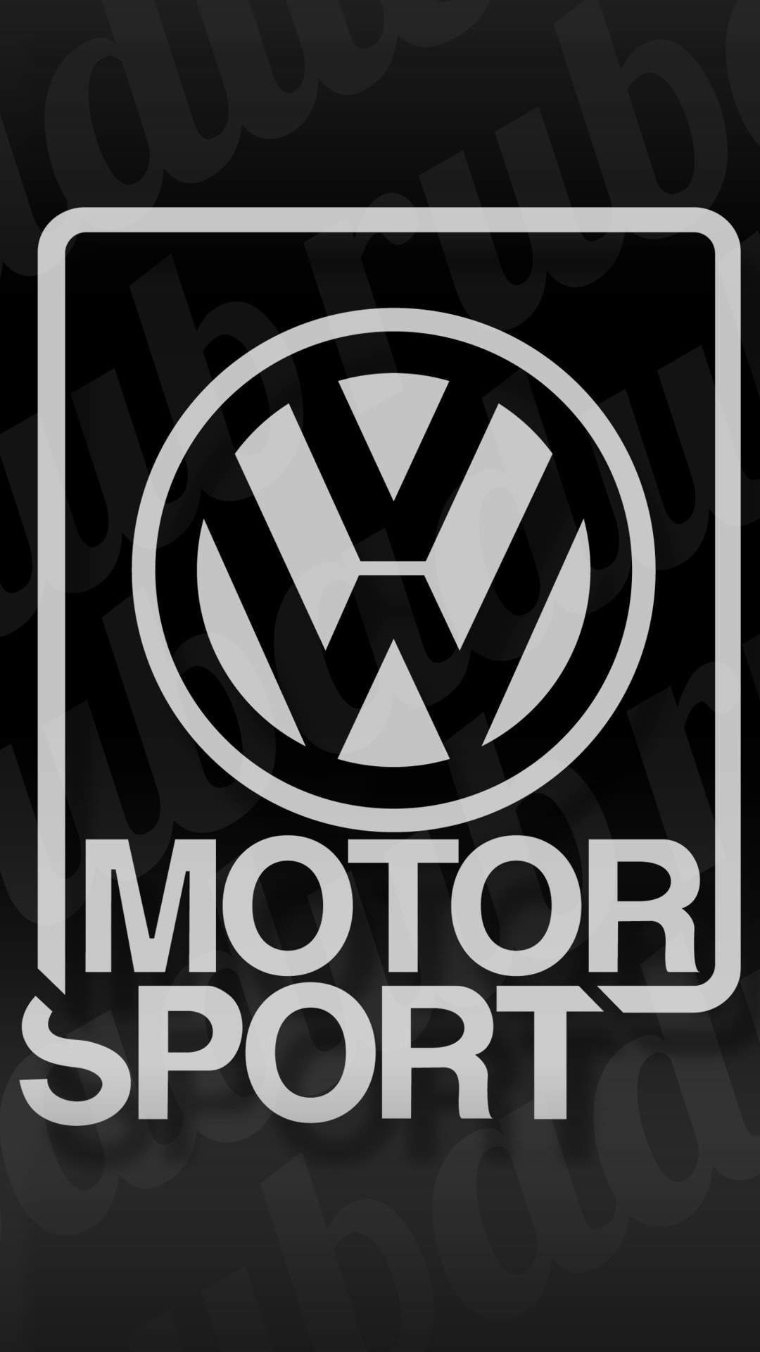Res: 1080x1920, VW Motorsport Wallpaper