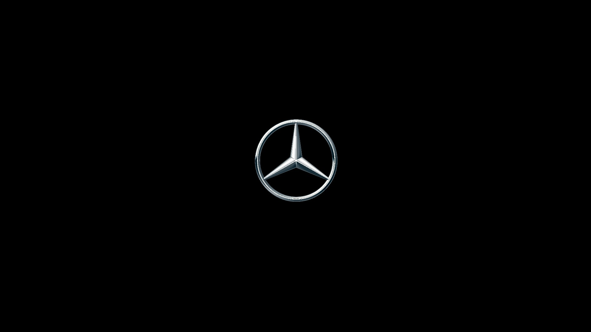 Res: 1920x1080, Mercedes Benz Logo Backgrounds New