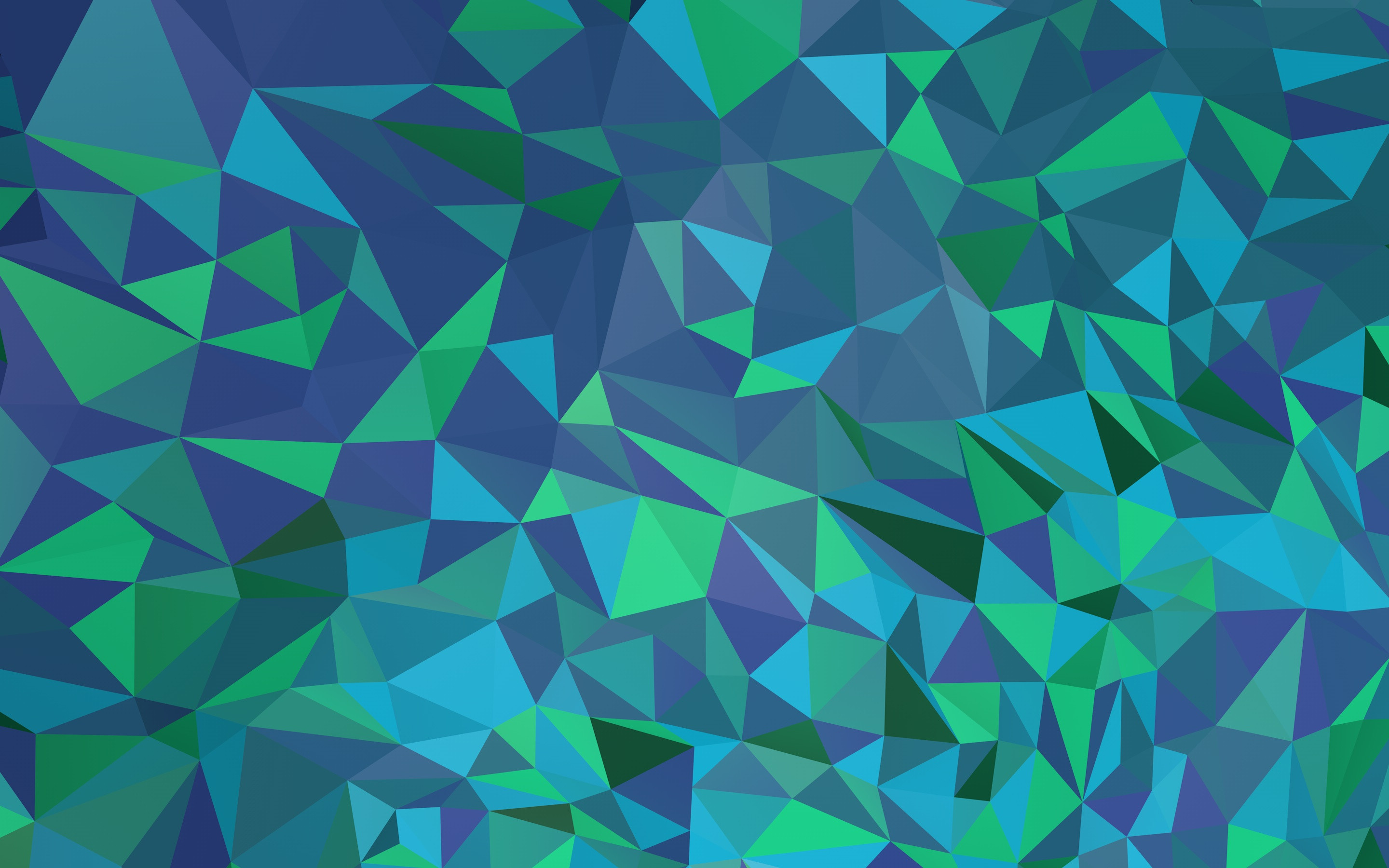 Res: 2880x1800, Low Poly Wallpaper 35938