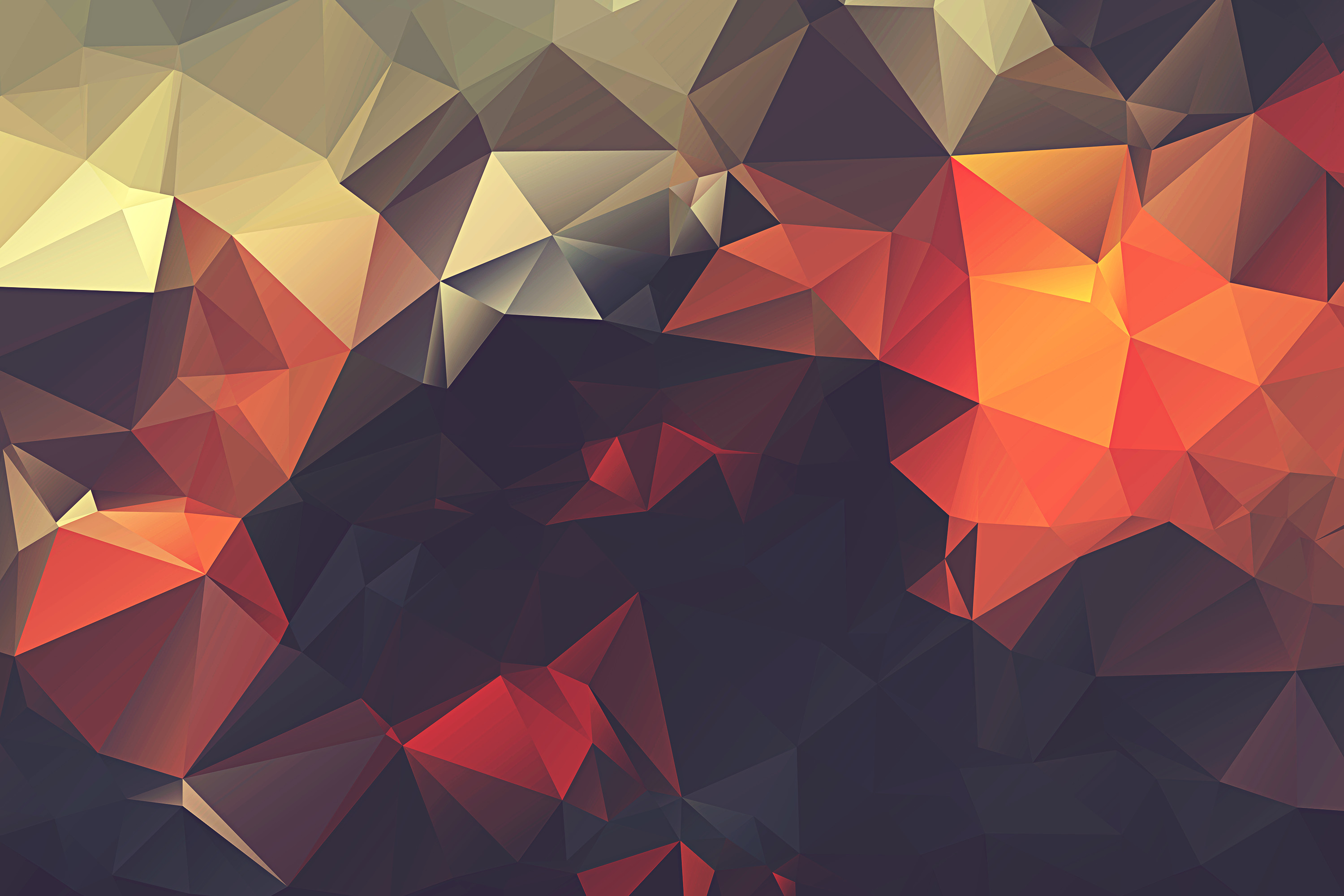 Res: 3000x2000, ... low-poly-texture-19