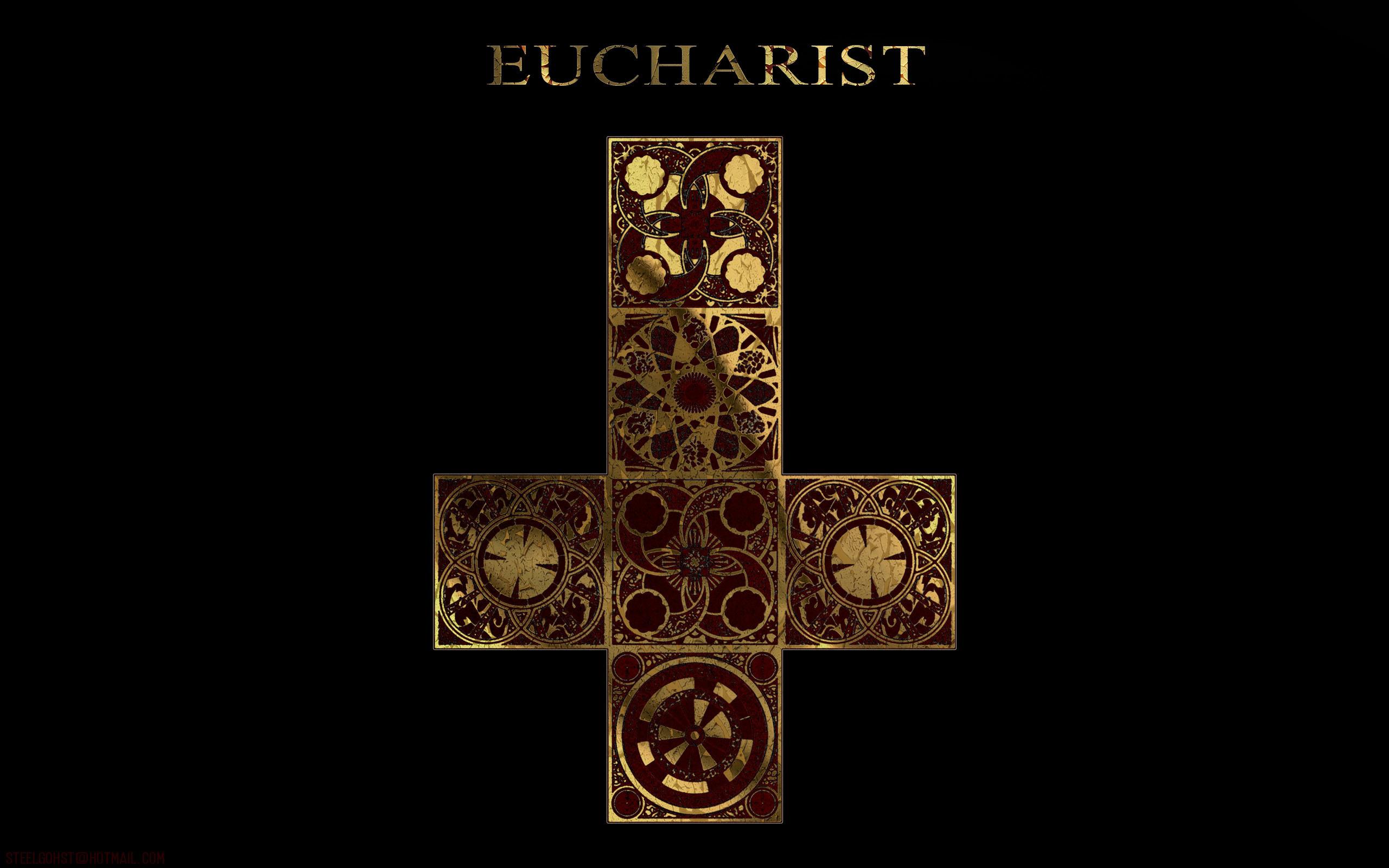 Res: 2560x1600,  Eucharist wallpaper by steelgohst Eucharist wallpaper by  steelgohst