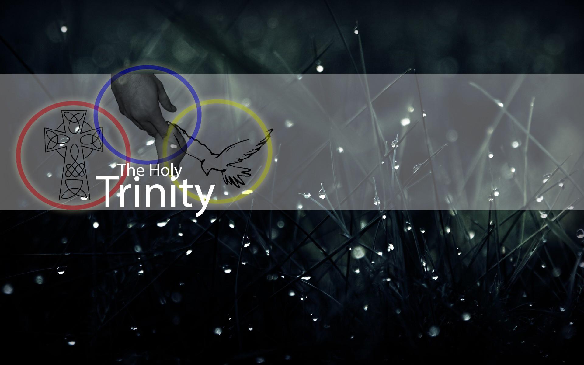Res: 1920x1200, Holy Trinity wallpaper