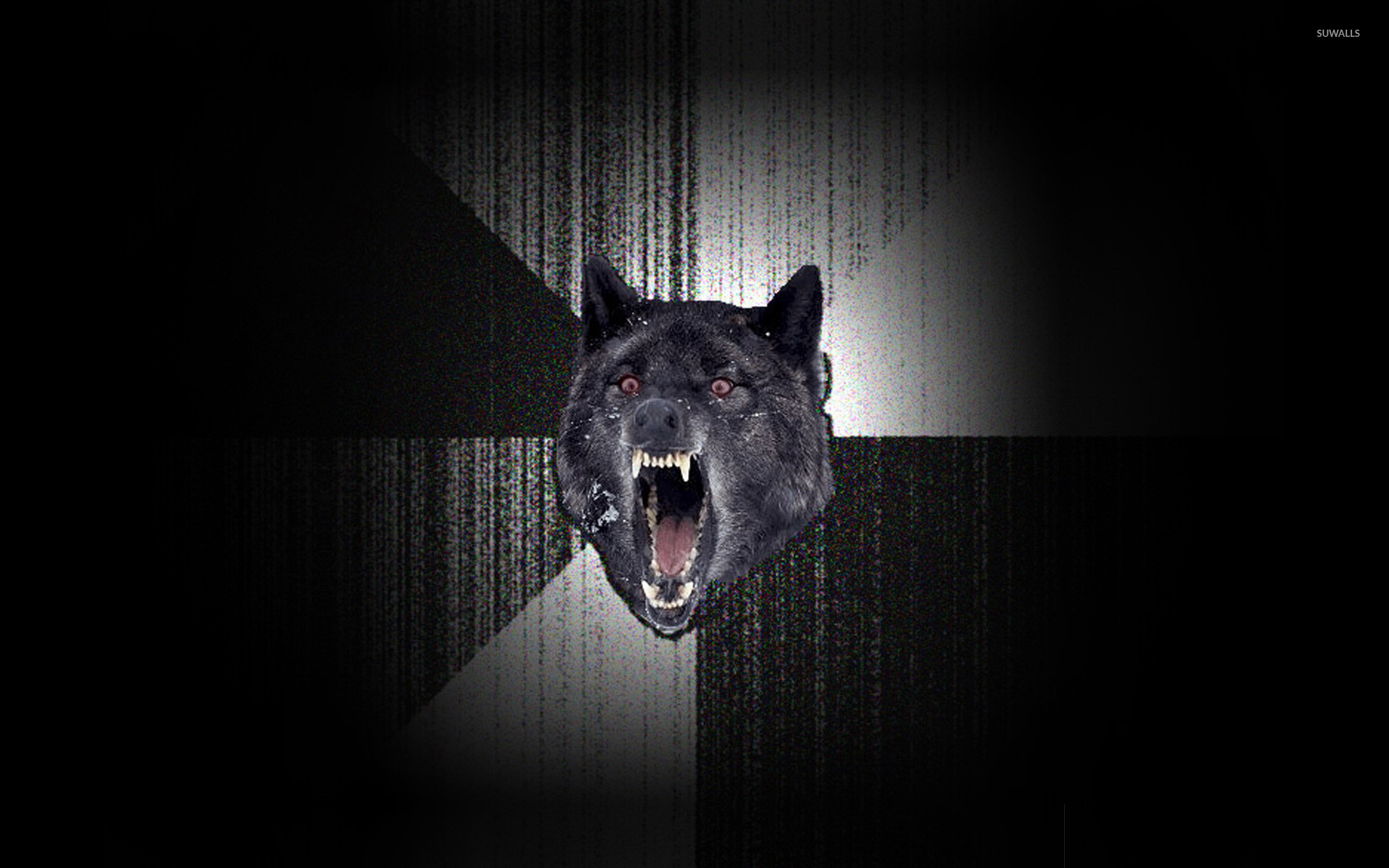 Res: 1920x1200, Insanity Wolf wallpaper