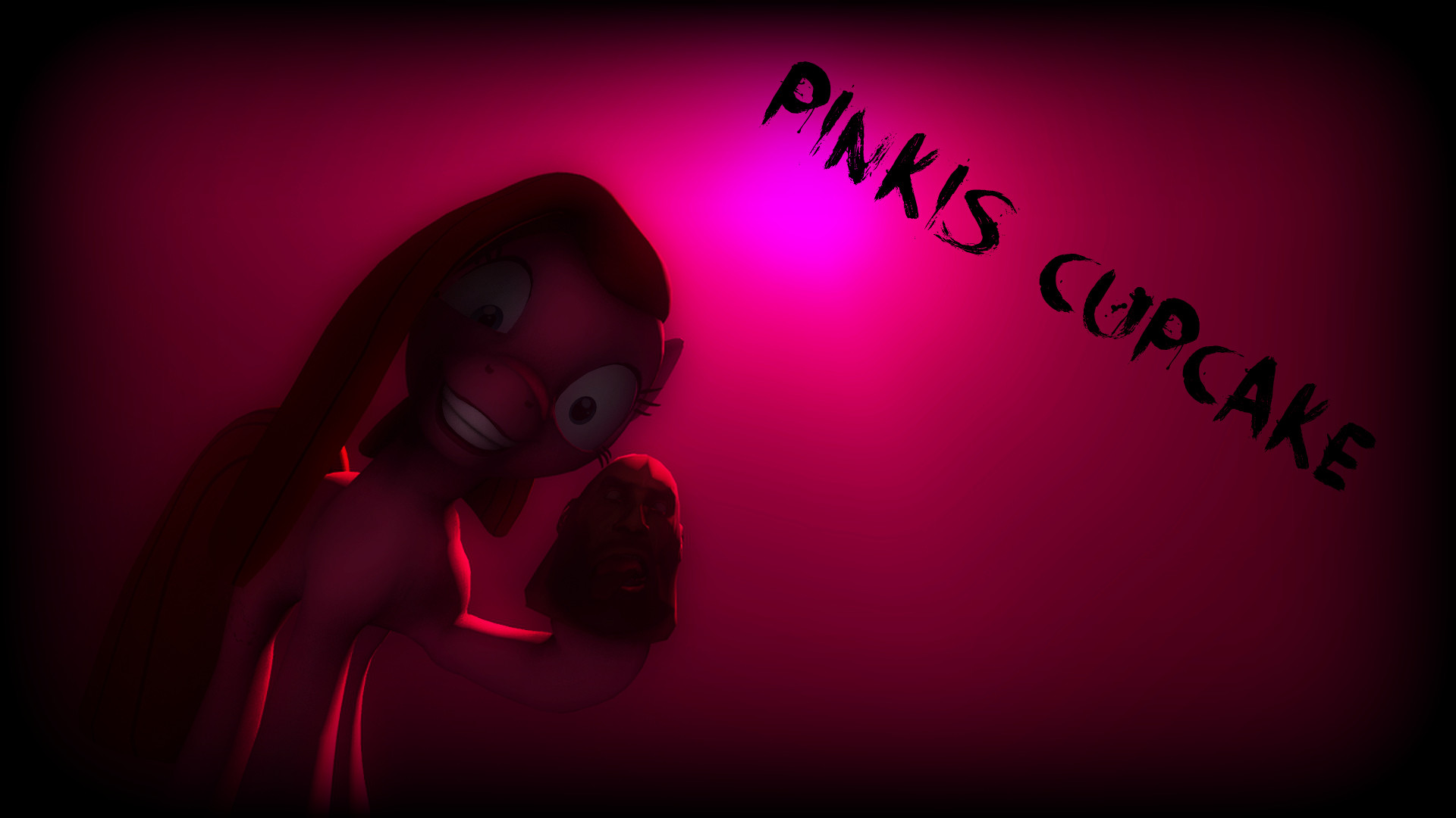 Res: 1920x1080, TIShadster 83 12 EOI WallPaper - Pinkis Cupcake by WyldFyr56