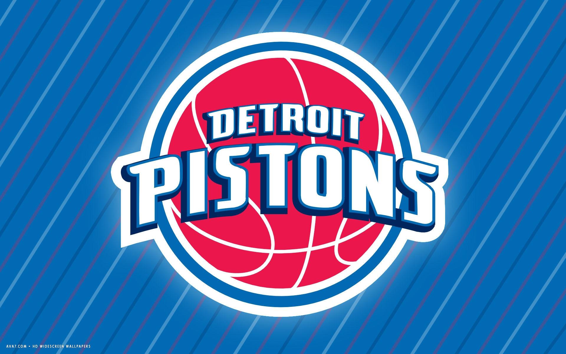 Res: 1920x1200, detroit pistons nba basketball team hd widescreen wallpaper