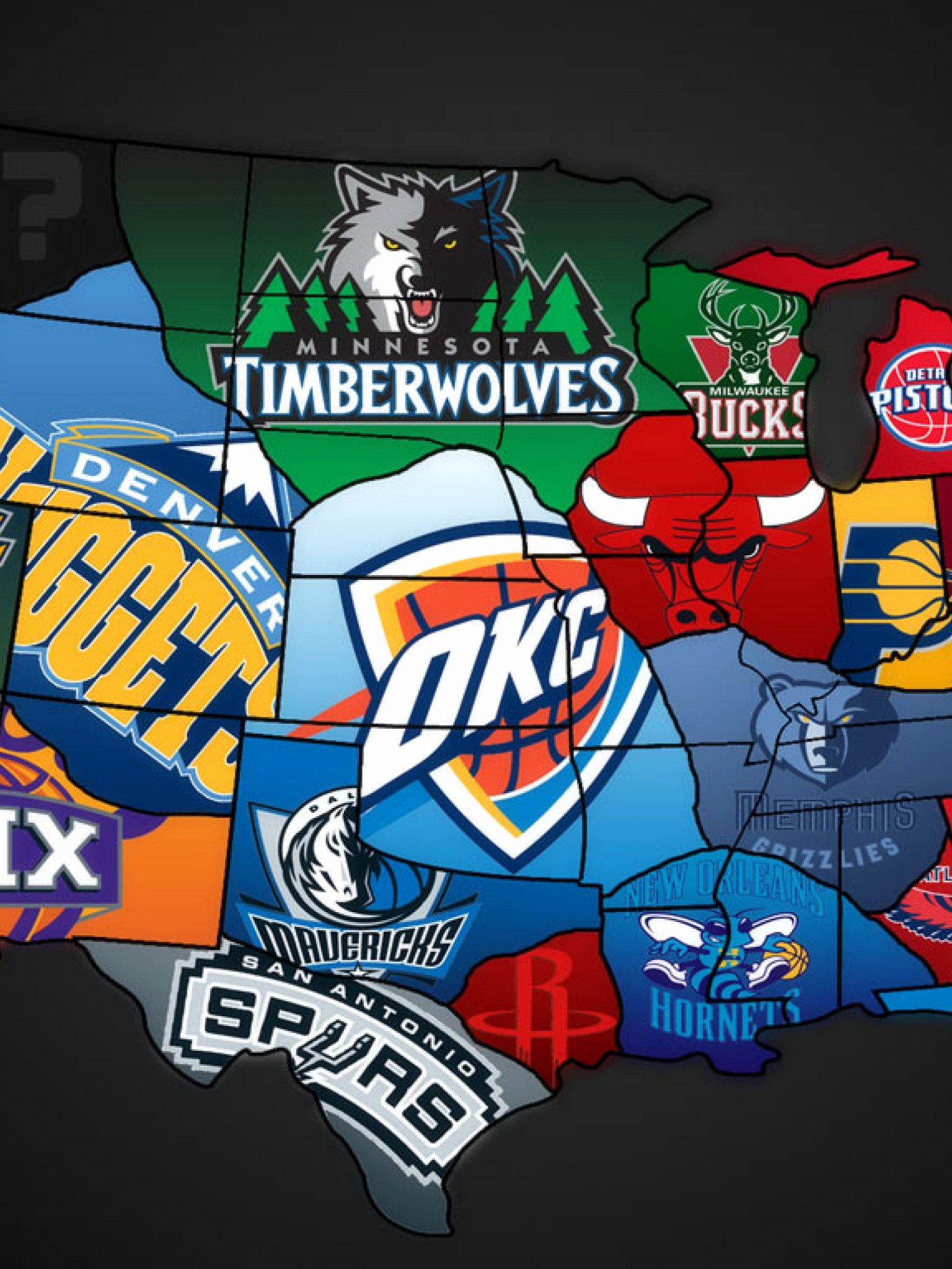 Res: 1536x2048, ... Map Usa Nba Best Wallpaper Maps Of Usa 48 Images ...