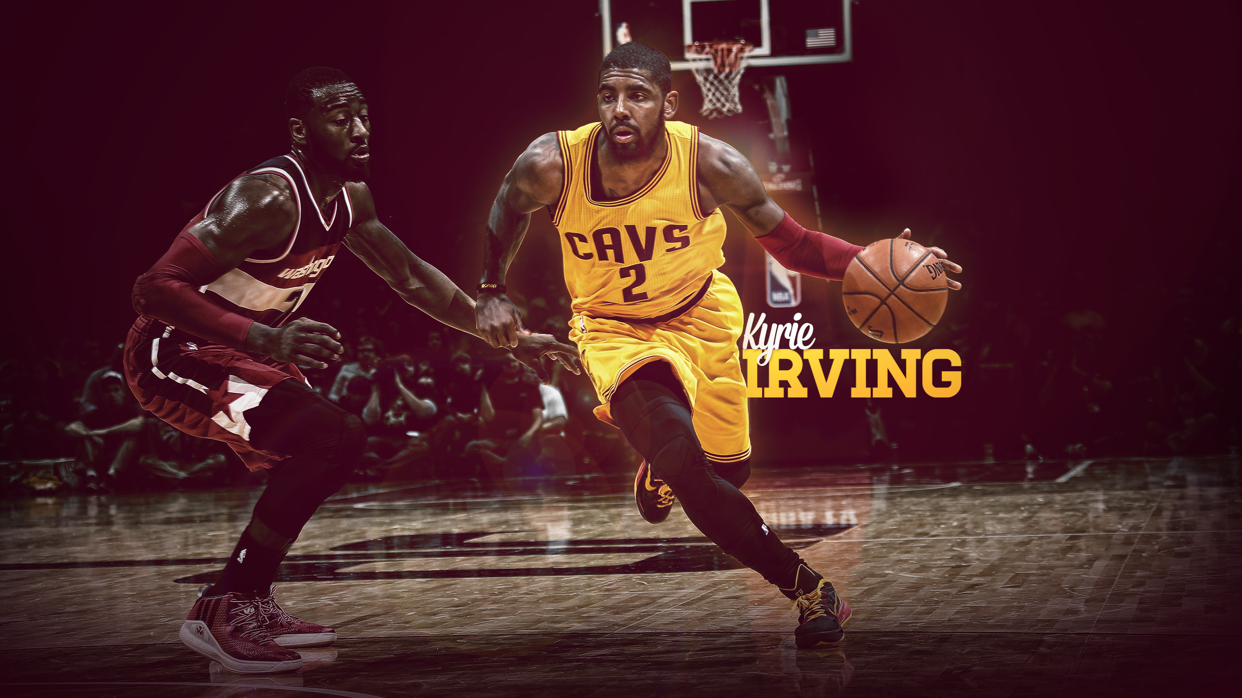 Res: 2560x1440, Kyrie Irving