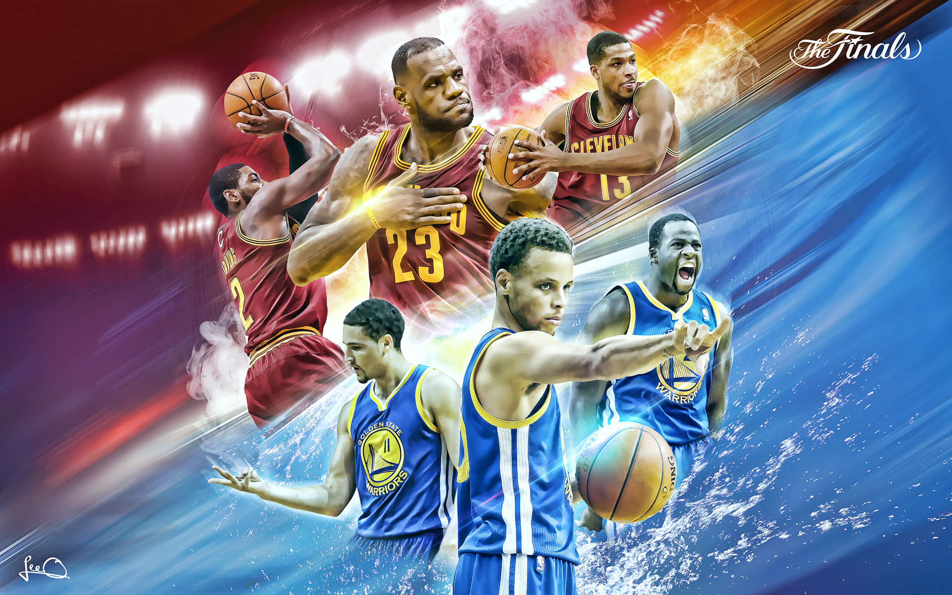 Res: 1920x1200, NBA Wallpapers 6 - 1920 X 1200