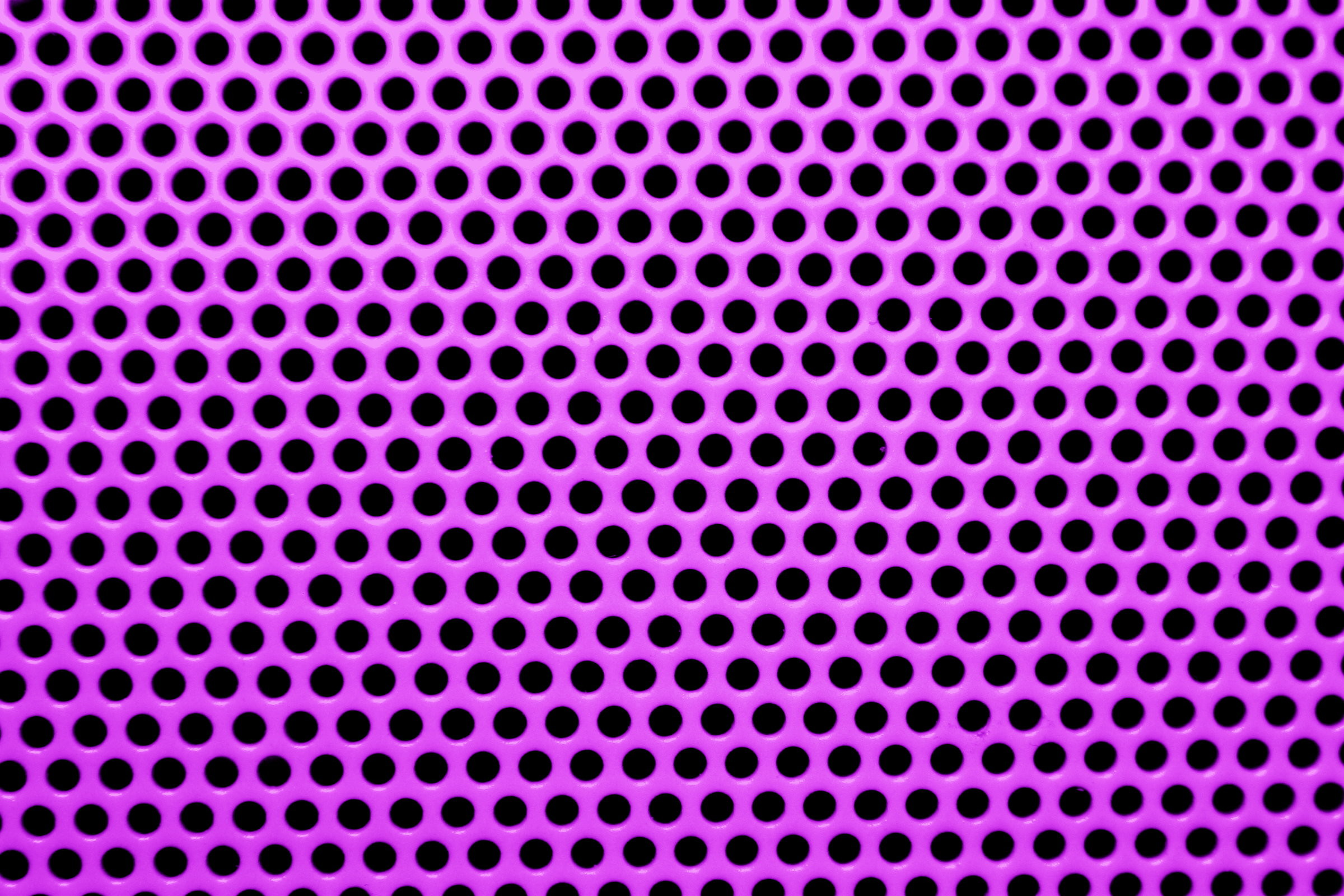 Res: 2400x1600, Purple Metal Mesh with Round Holes Texture